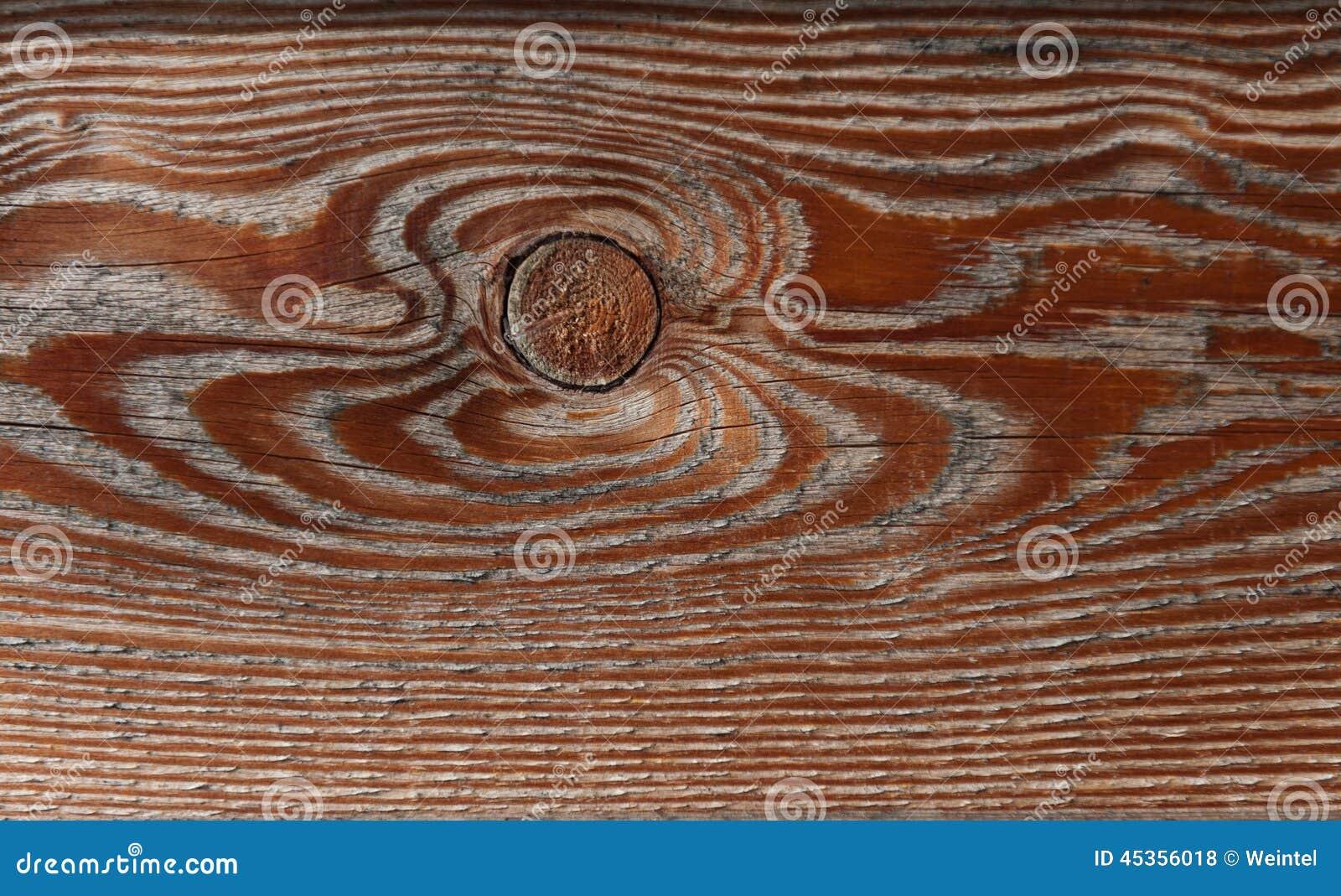 Texture de trou