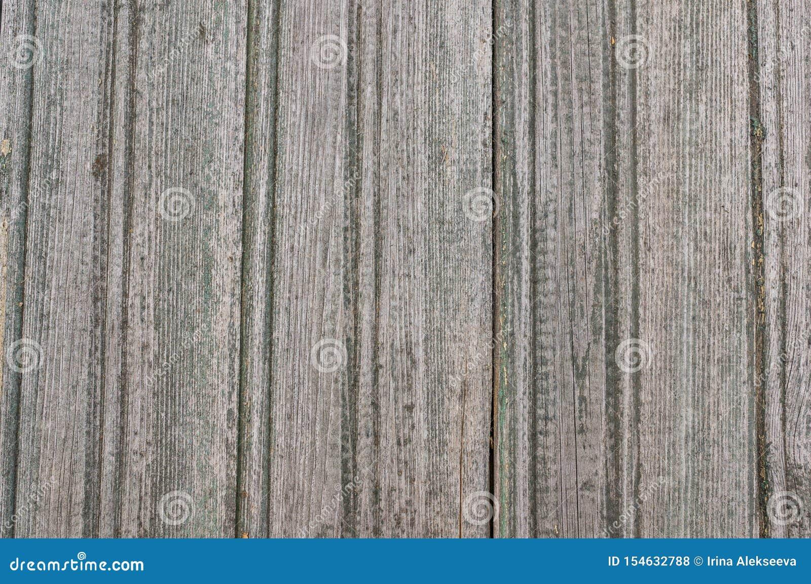 Texture de vieux mur en bois Fond de cru