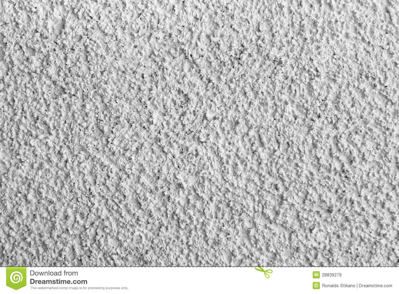 Texture Of Decorative Wall Plaster Royalty Free Stock
