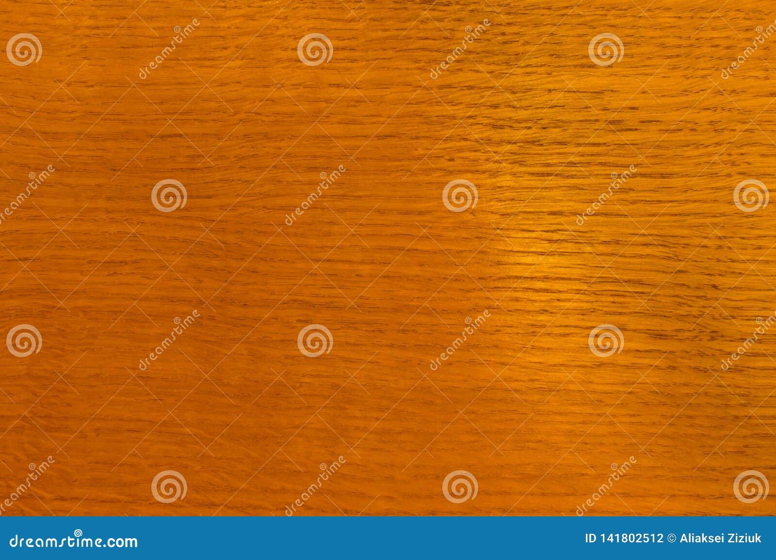 Texture du bois, chêne, sous le vernis