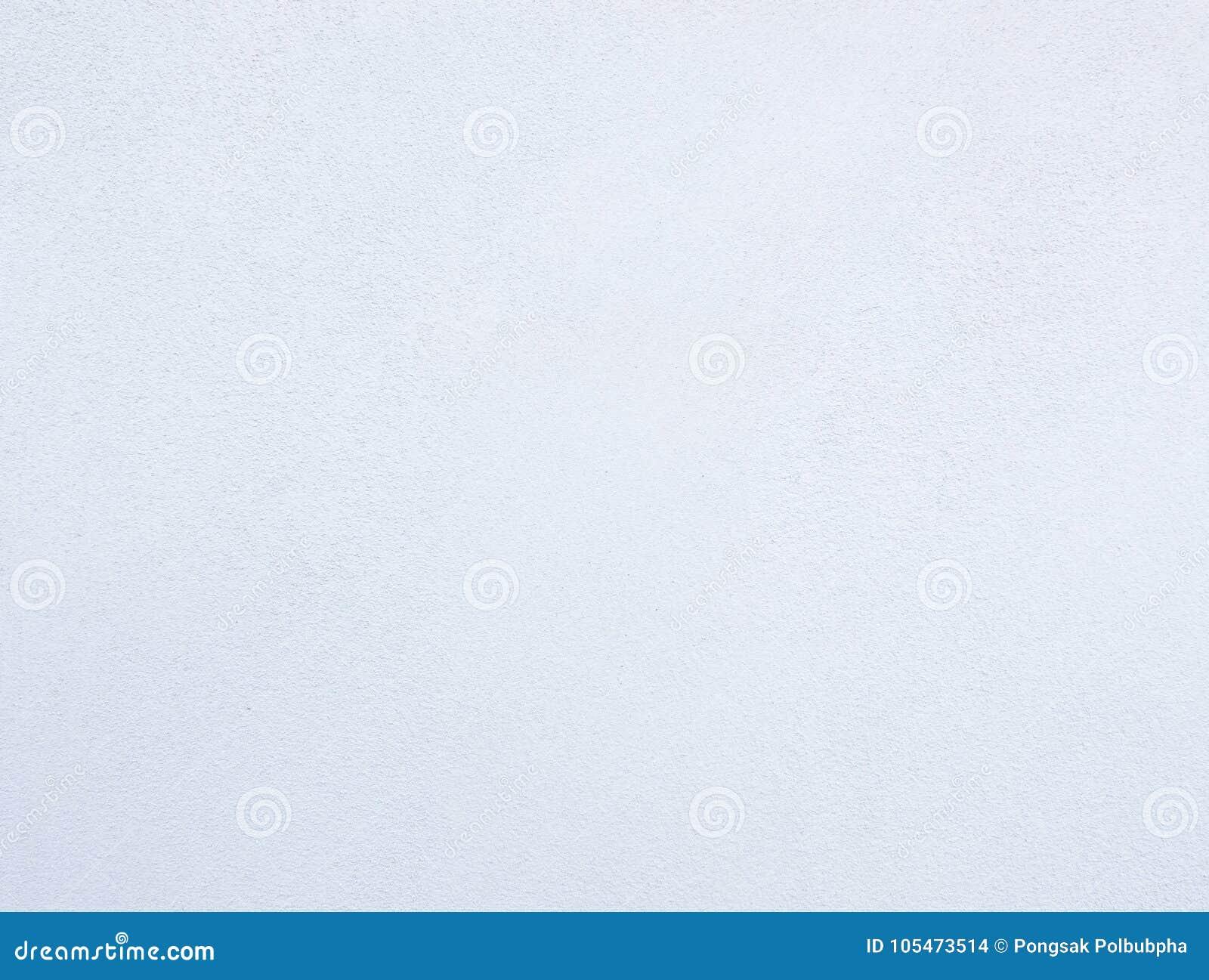 Texture Du Mur De Ciment Blanc Avec La Peinture D Amorce