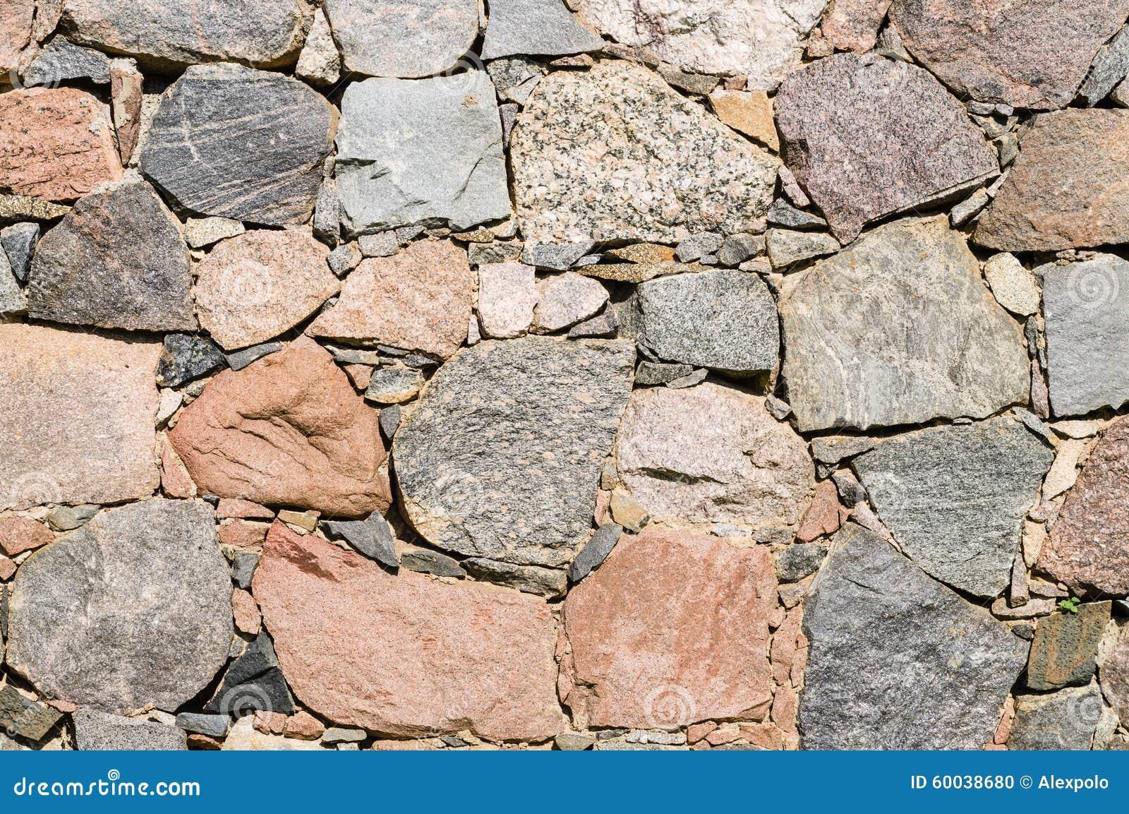 texture du vieux mur en pierre de grands rochers rugueux photo stock image 60038680. Black Bedroom Furniture Sets. Home Design Ideas