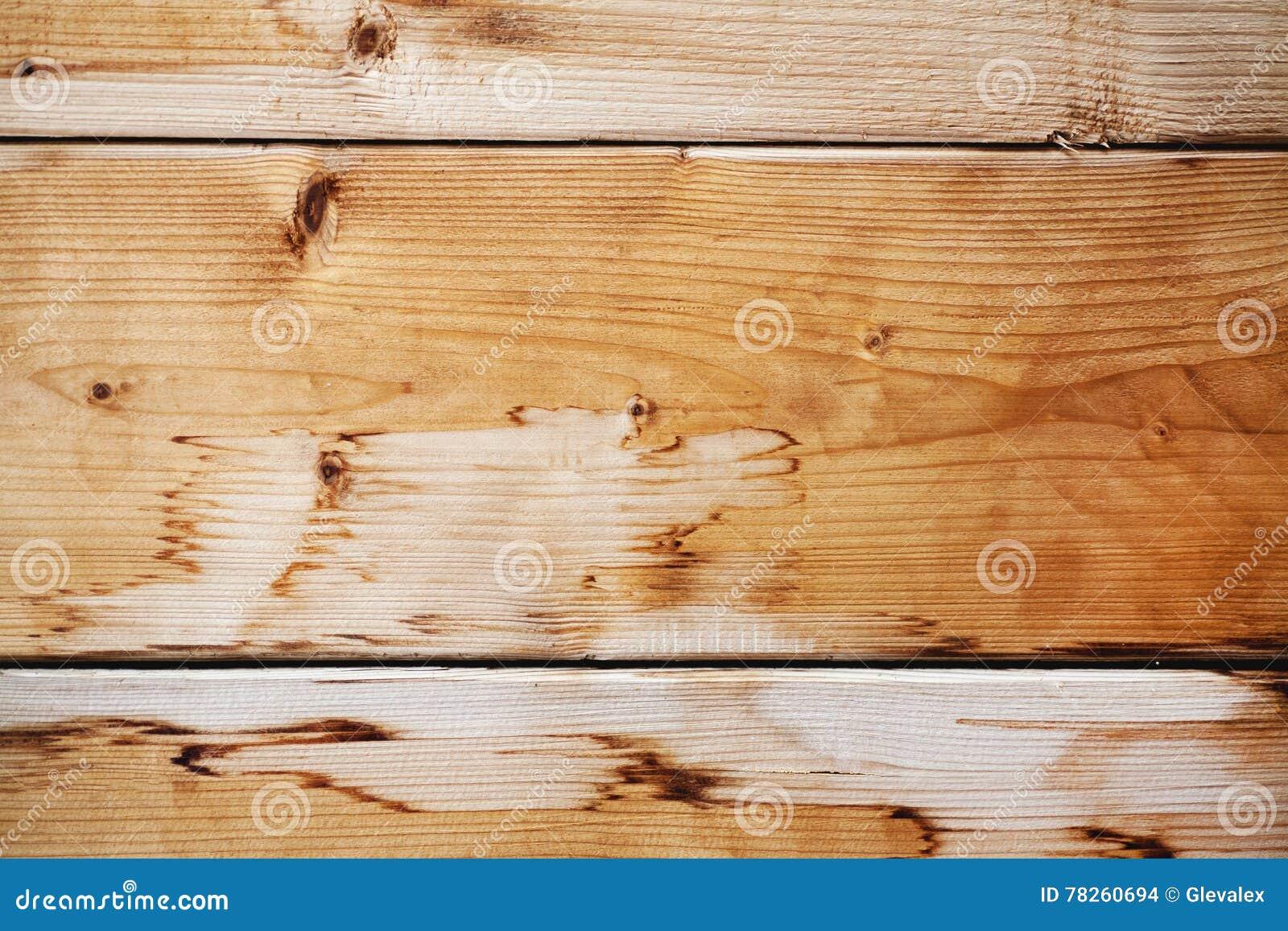 Texture en bois abstraite