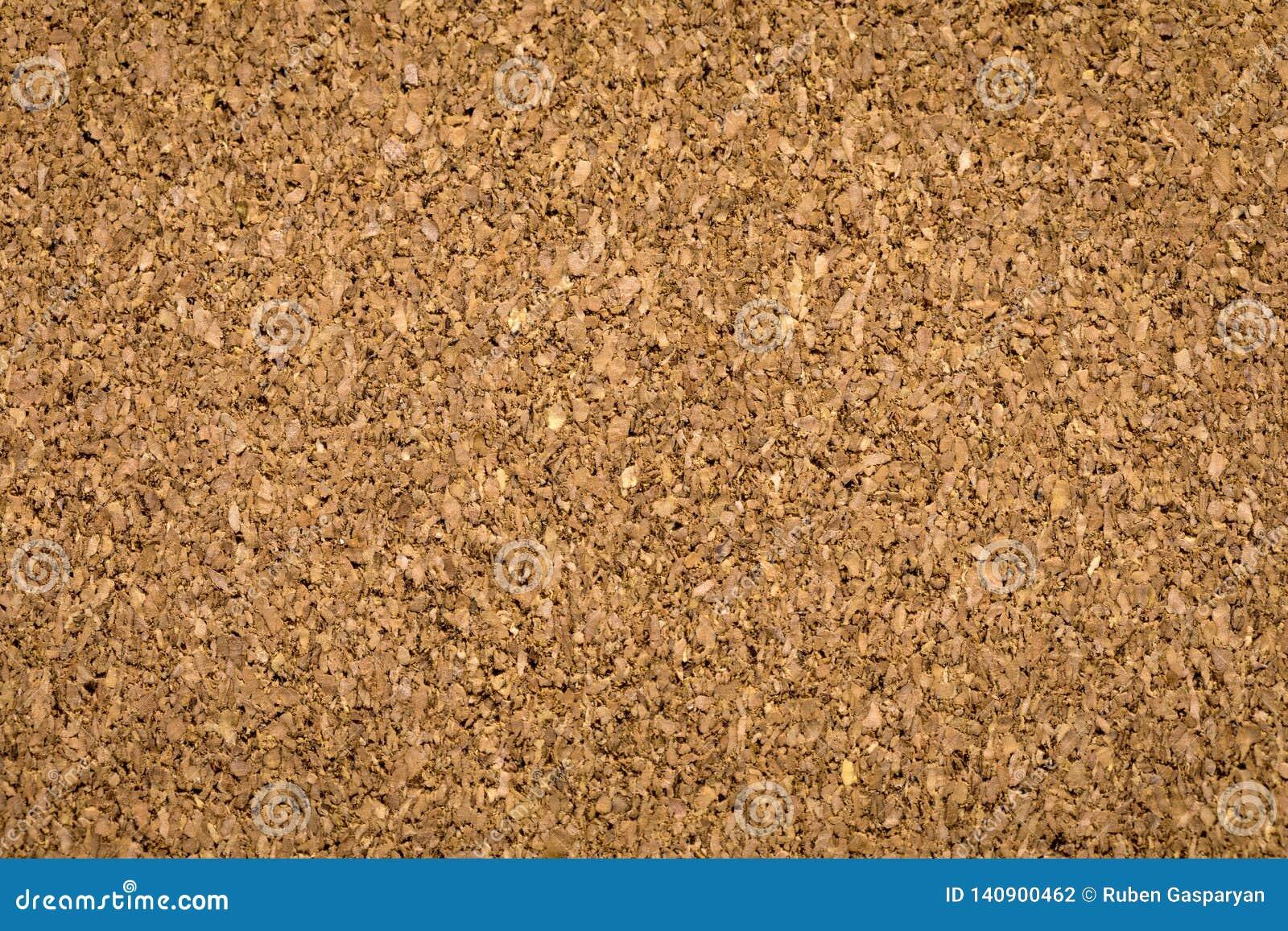 Texture en bois comprimée de panneau de fibres agglomérées, fond, macro tir