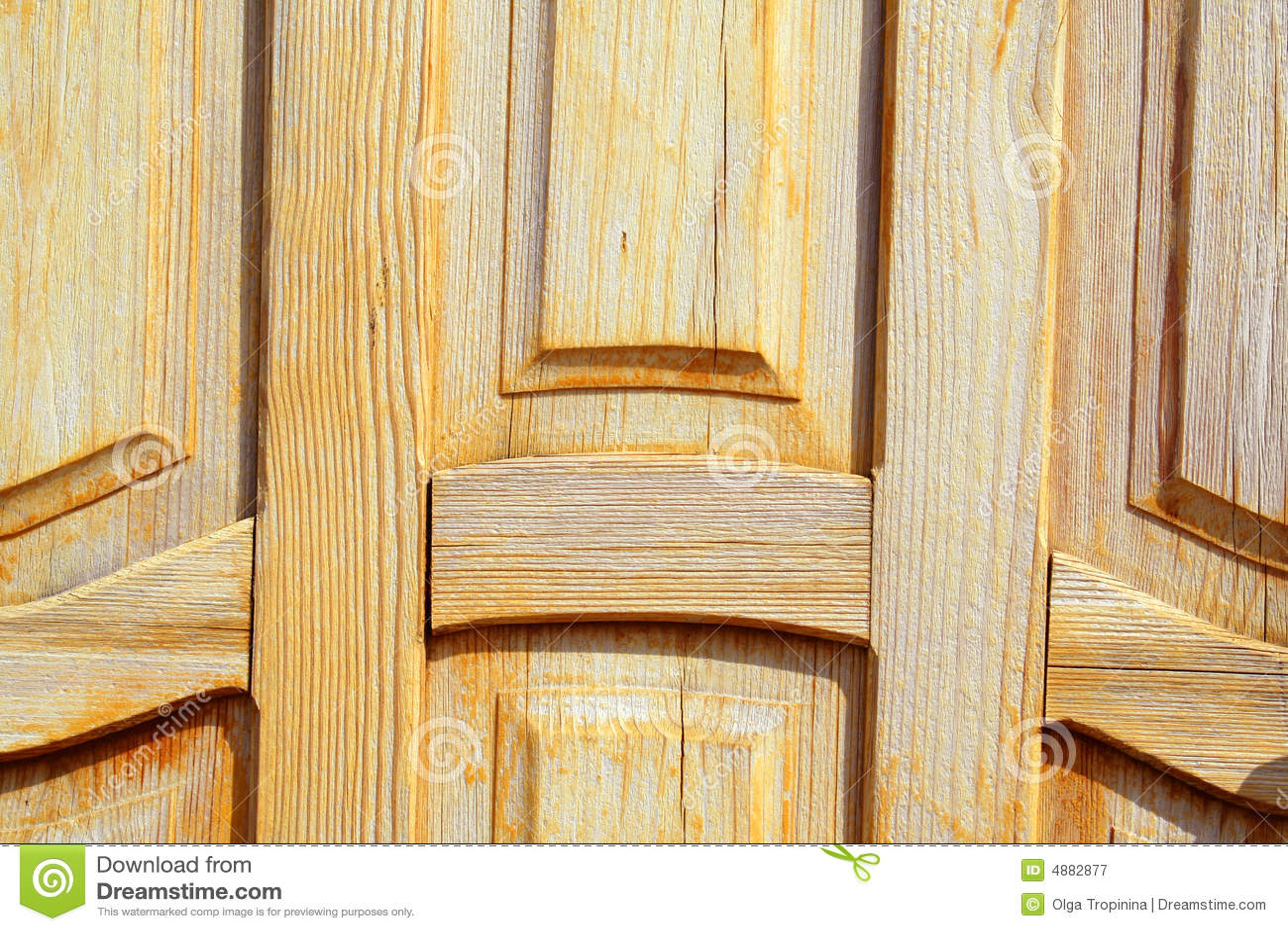 Texture en bois d or