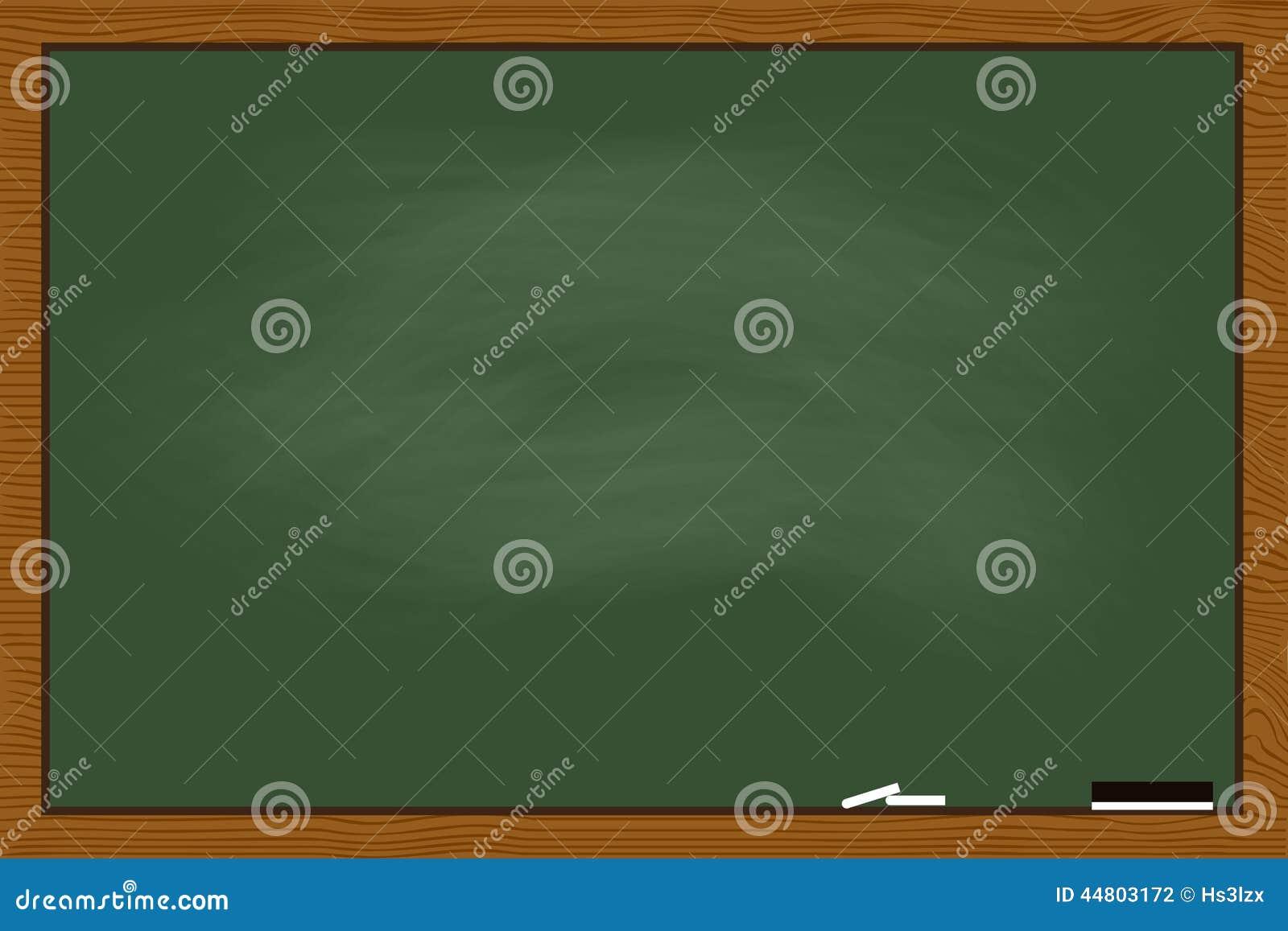 Texture en bois de cadre de tableau vert illustration de for Image de cadre de tableau
