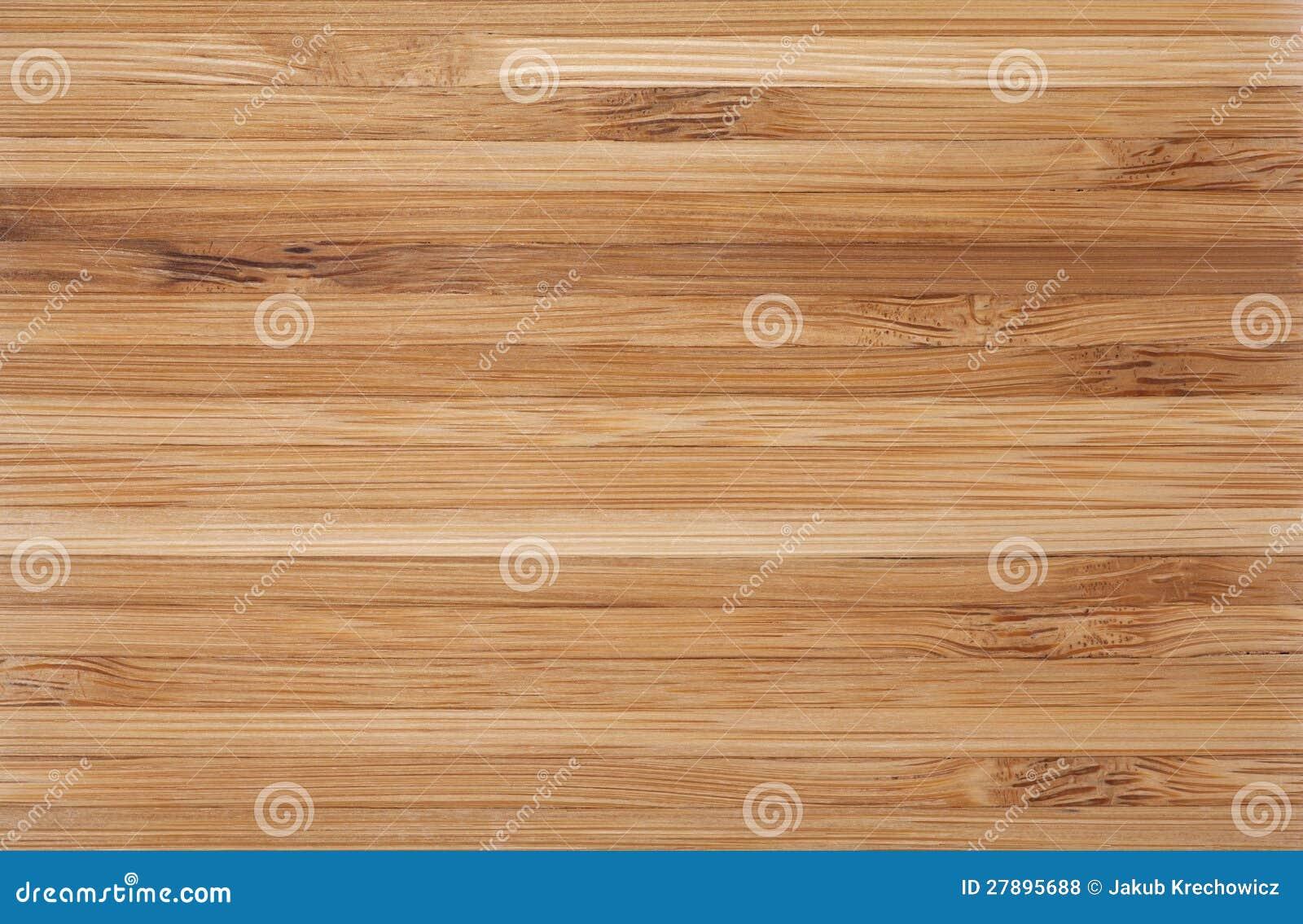 Texture en bois en bambou de fond