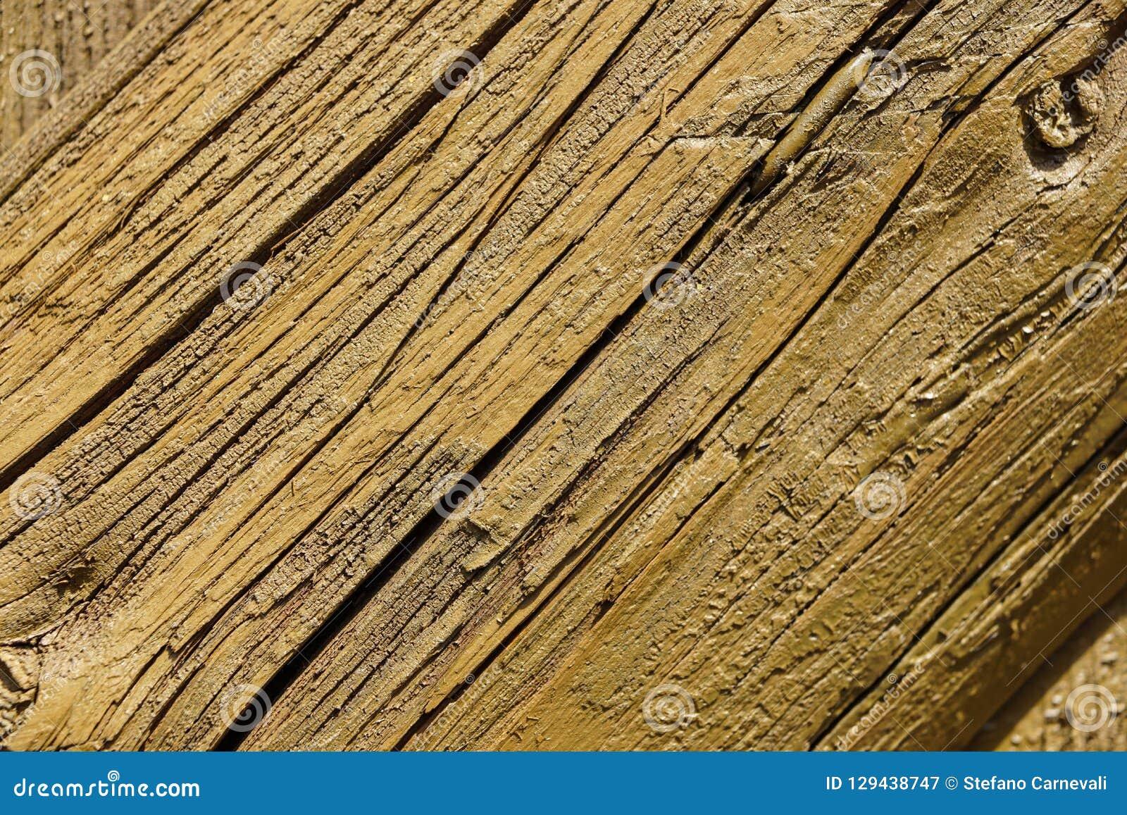 Texture en bois, fond en bois de grain de planche, bureau dans la fin de perspective, bois de construction rayé, vieux Tableau ou