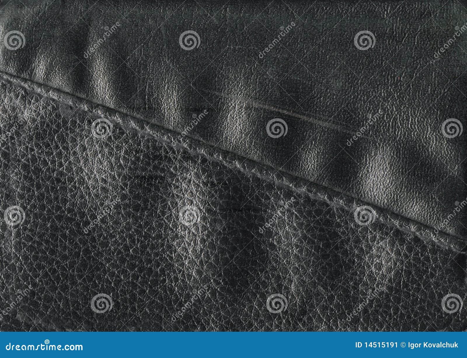 Texture en cuir
