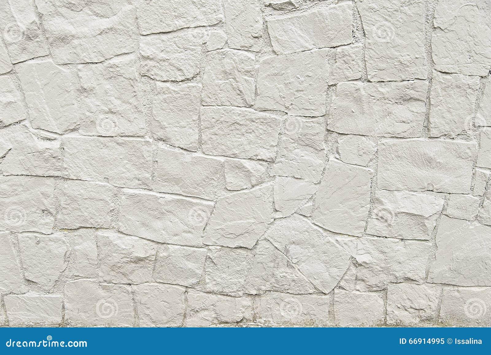 texture en pierre blanche de fond de mur de mosa que photo stock image 66914995. Black Bedroom Furniture Sets. Home Design Ideas