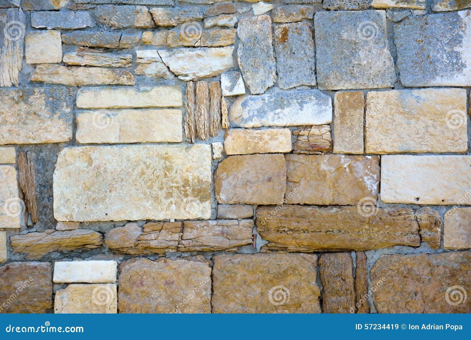 Texture en pierre de fond