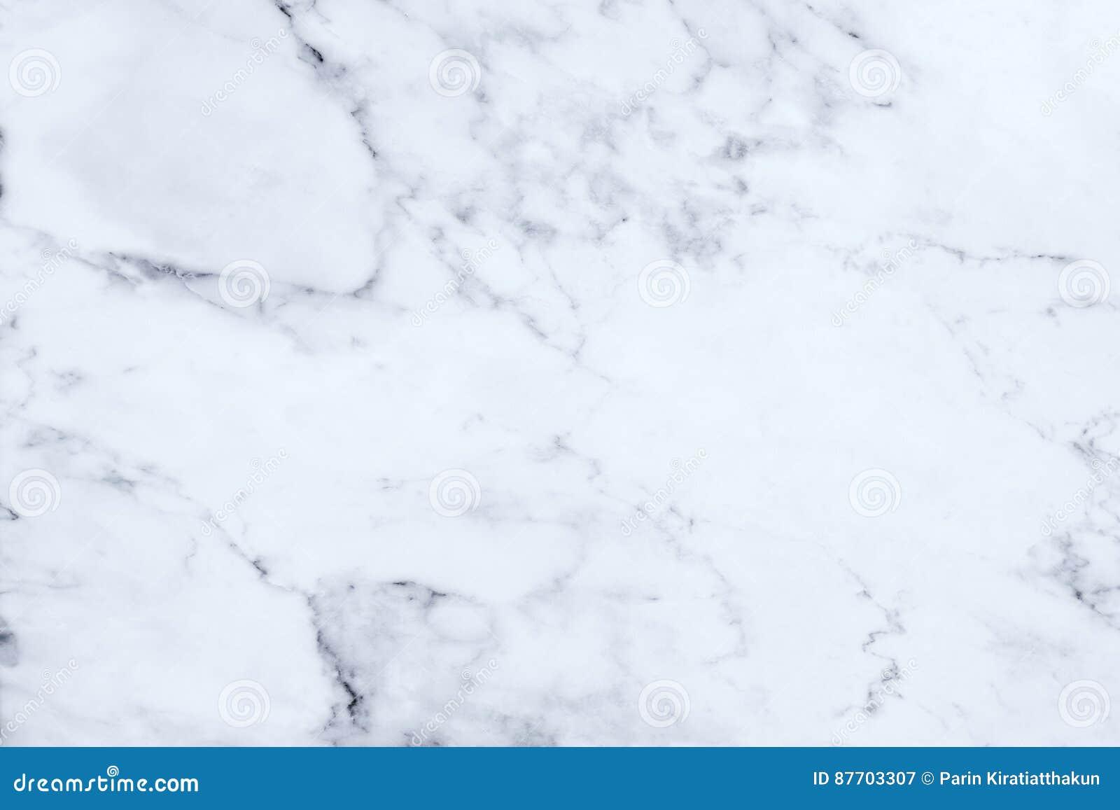 Texture et fond de marbre blancs