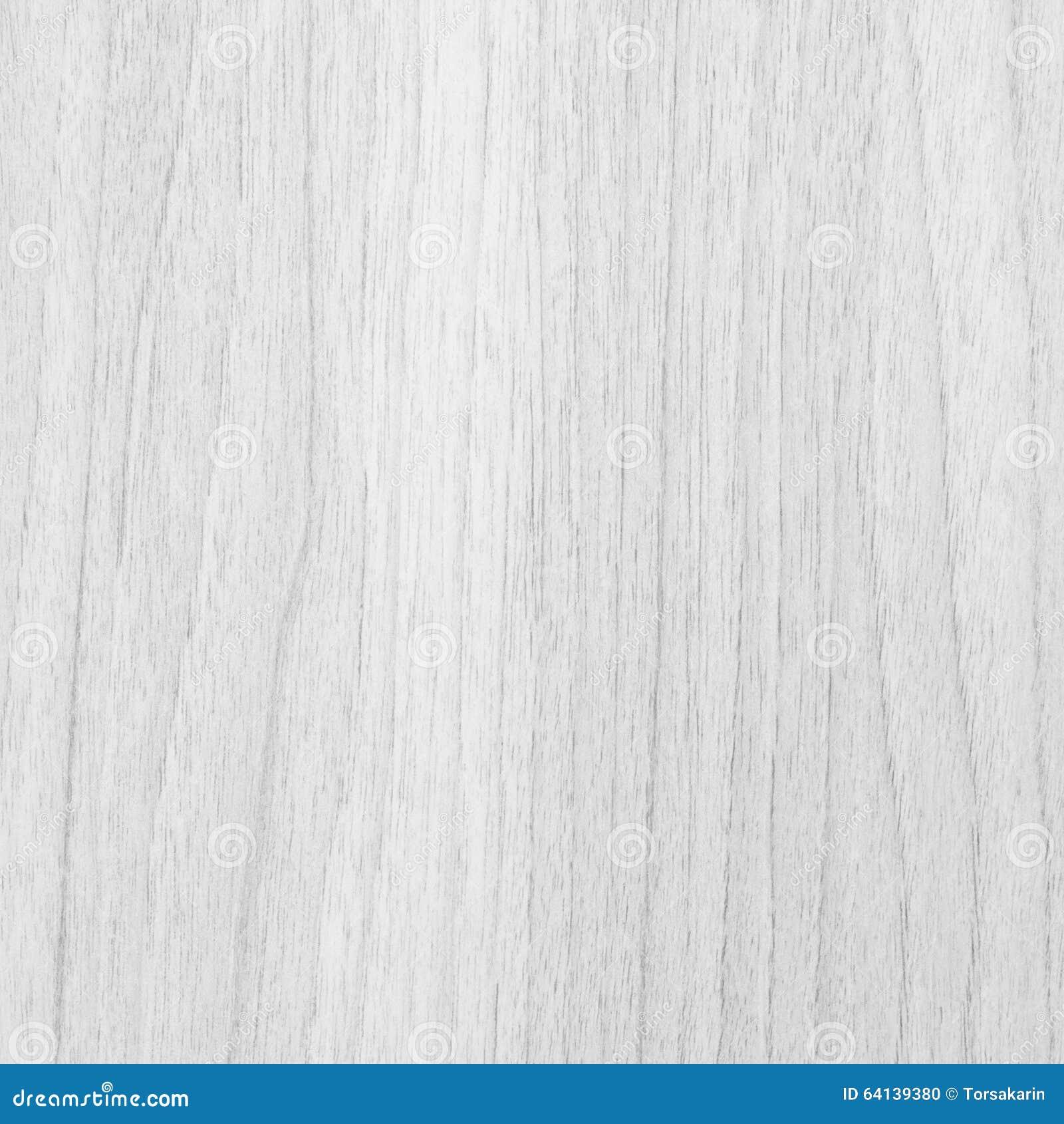 Texture et fond en bois blancs de plancher