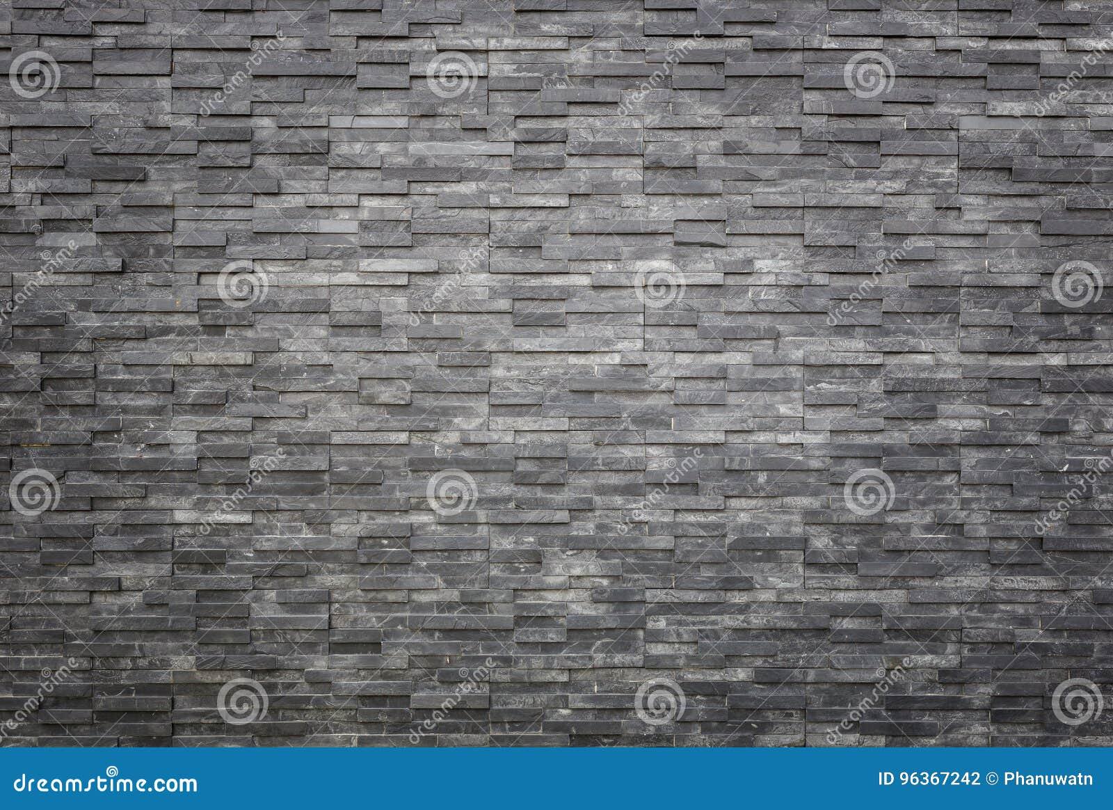 Texture Et Fond Noirs De Mur D Ardoise De Intérieur Ou Extérieur. Closeup,  Couleur.