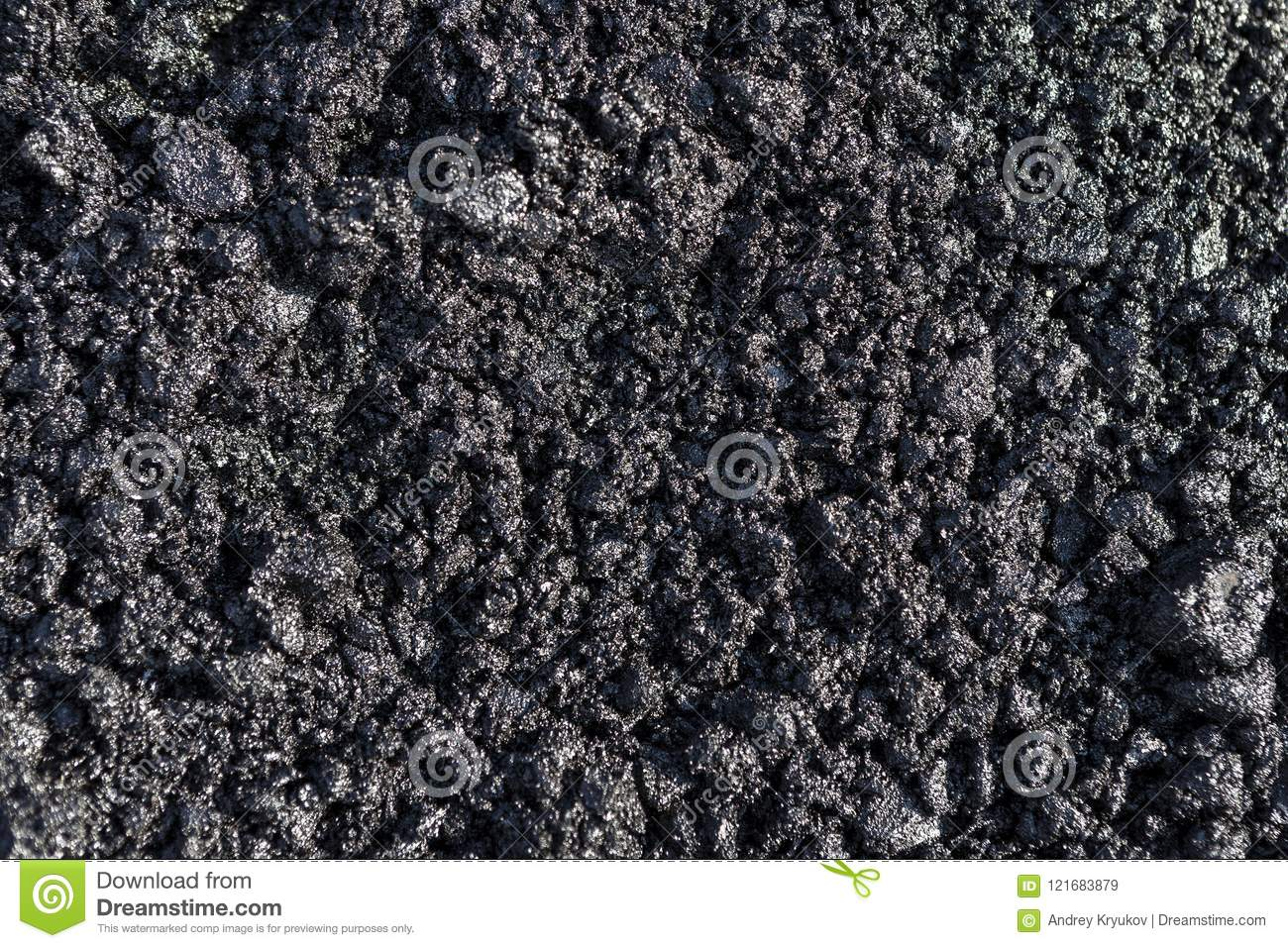 What color is the asphalt: black or gray - why