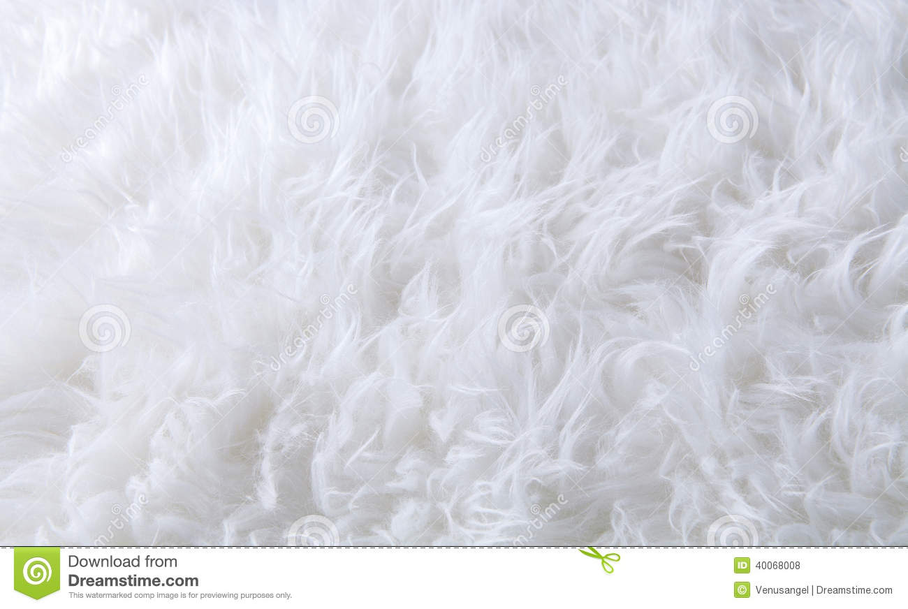 Texture Of Fur Carpet Stock Photo Image Of Closeup