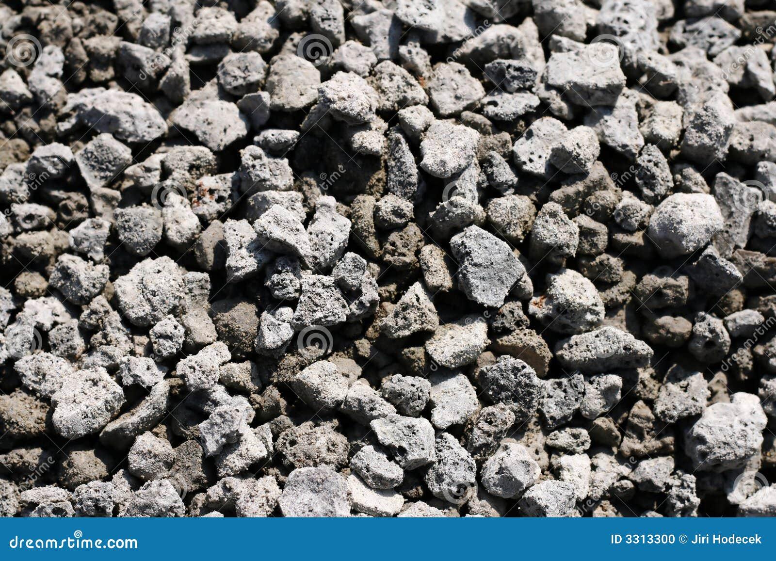 Texture Of Granite Grey Rubble Stock Photo Image 3313300