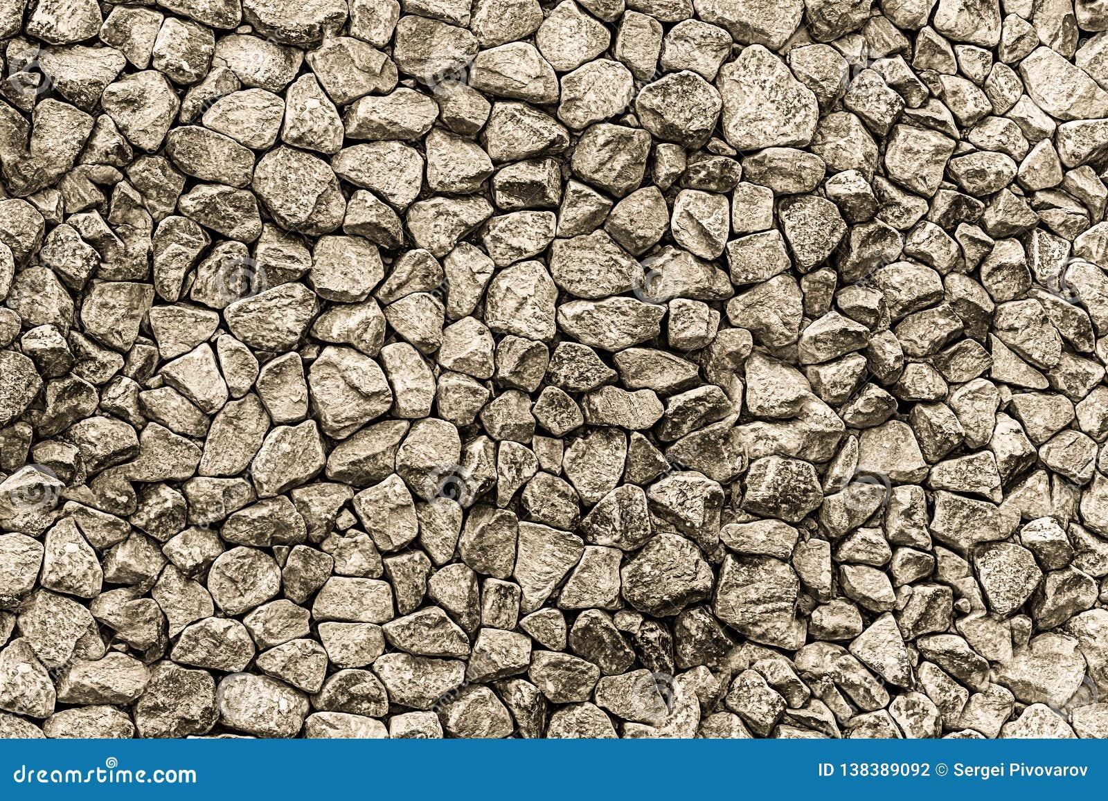 Texture gray hard stone base design grunge gray monochrome luminescent background mini pieces of granite