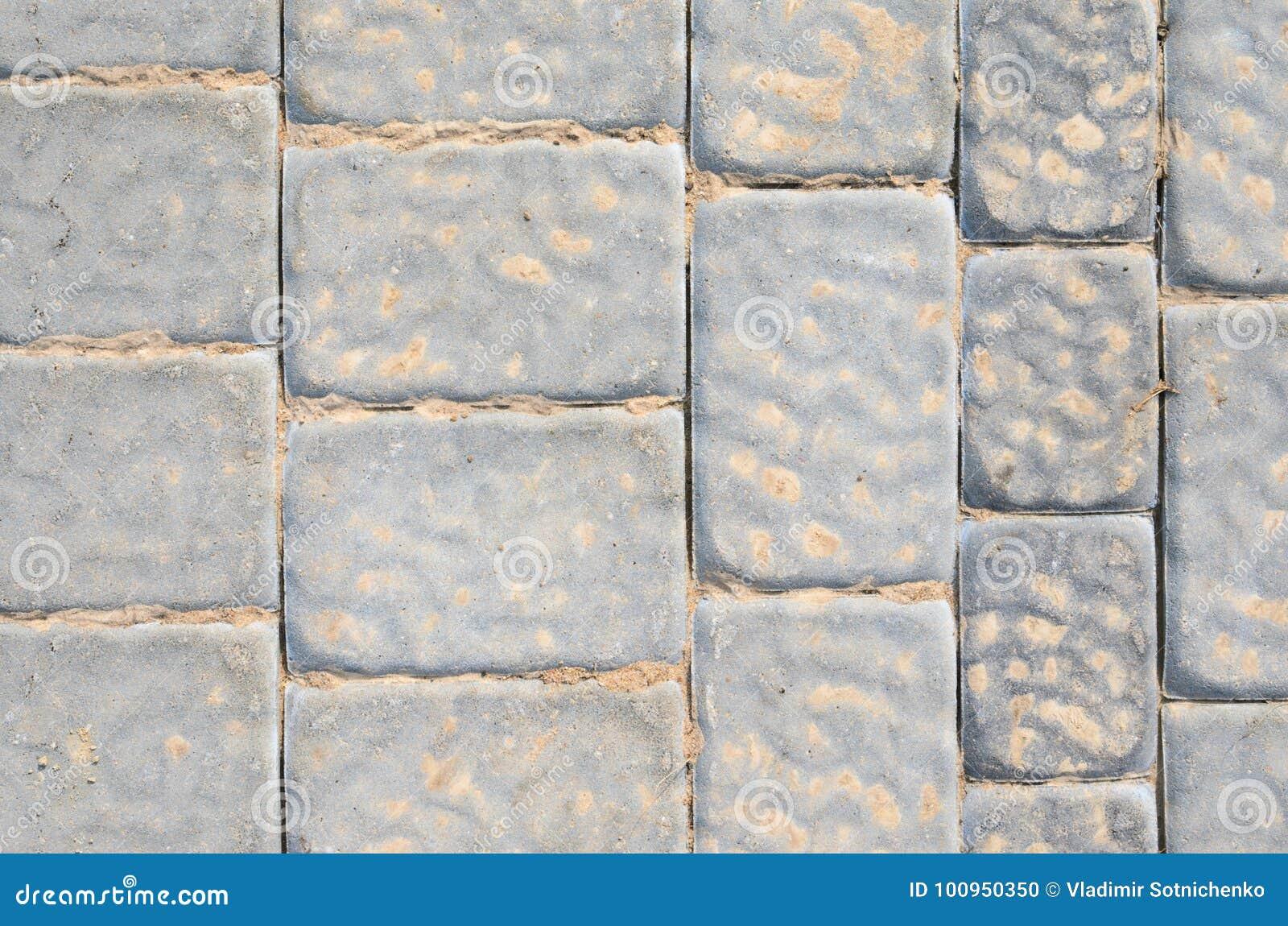 Gray Sidewalk Texture Stock Photo Image Of Patio Road 100950350