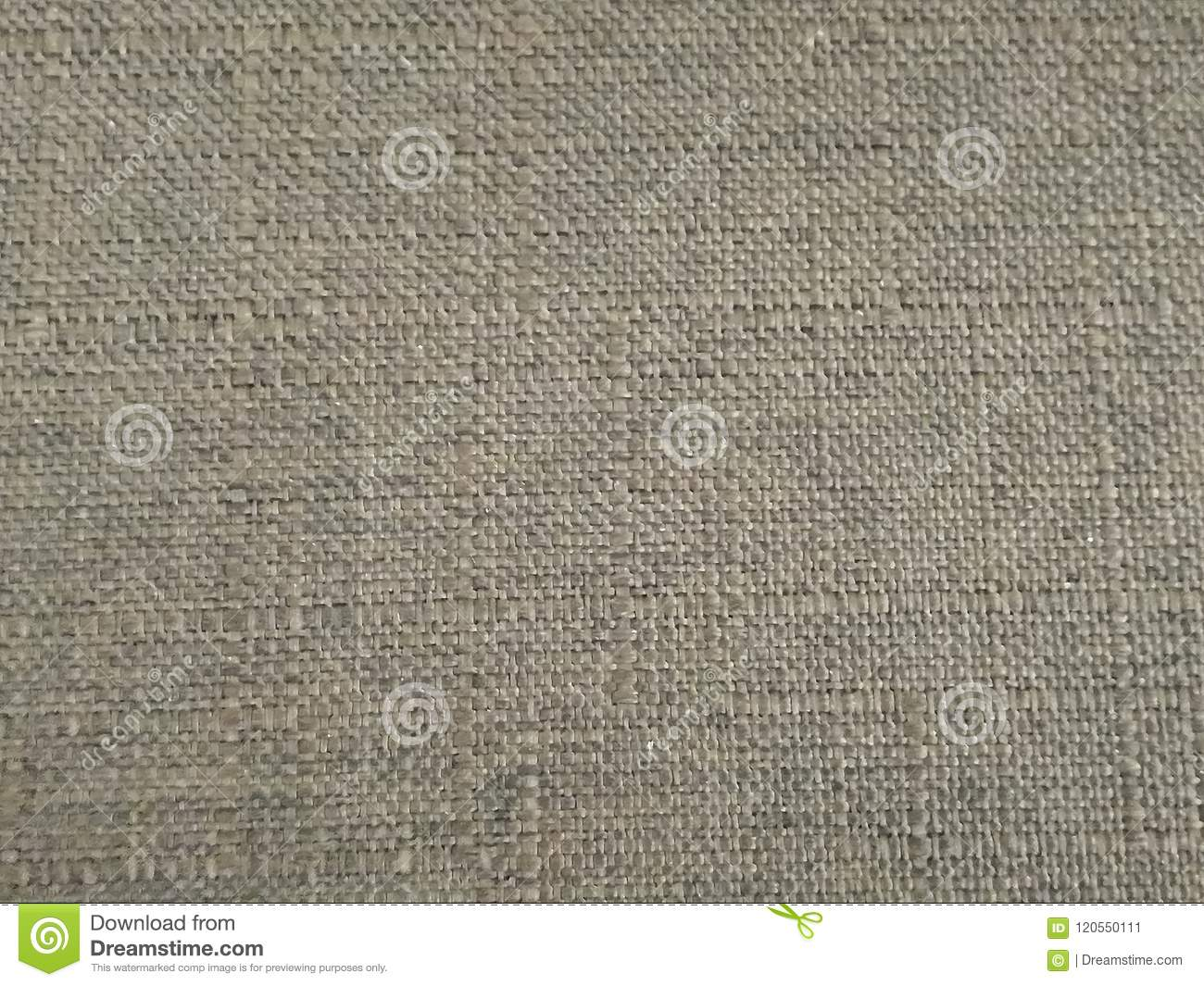 Texture Of A Gray Sofa