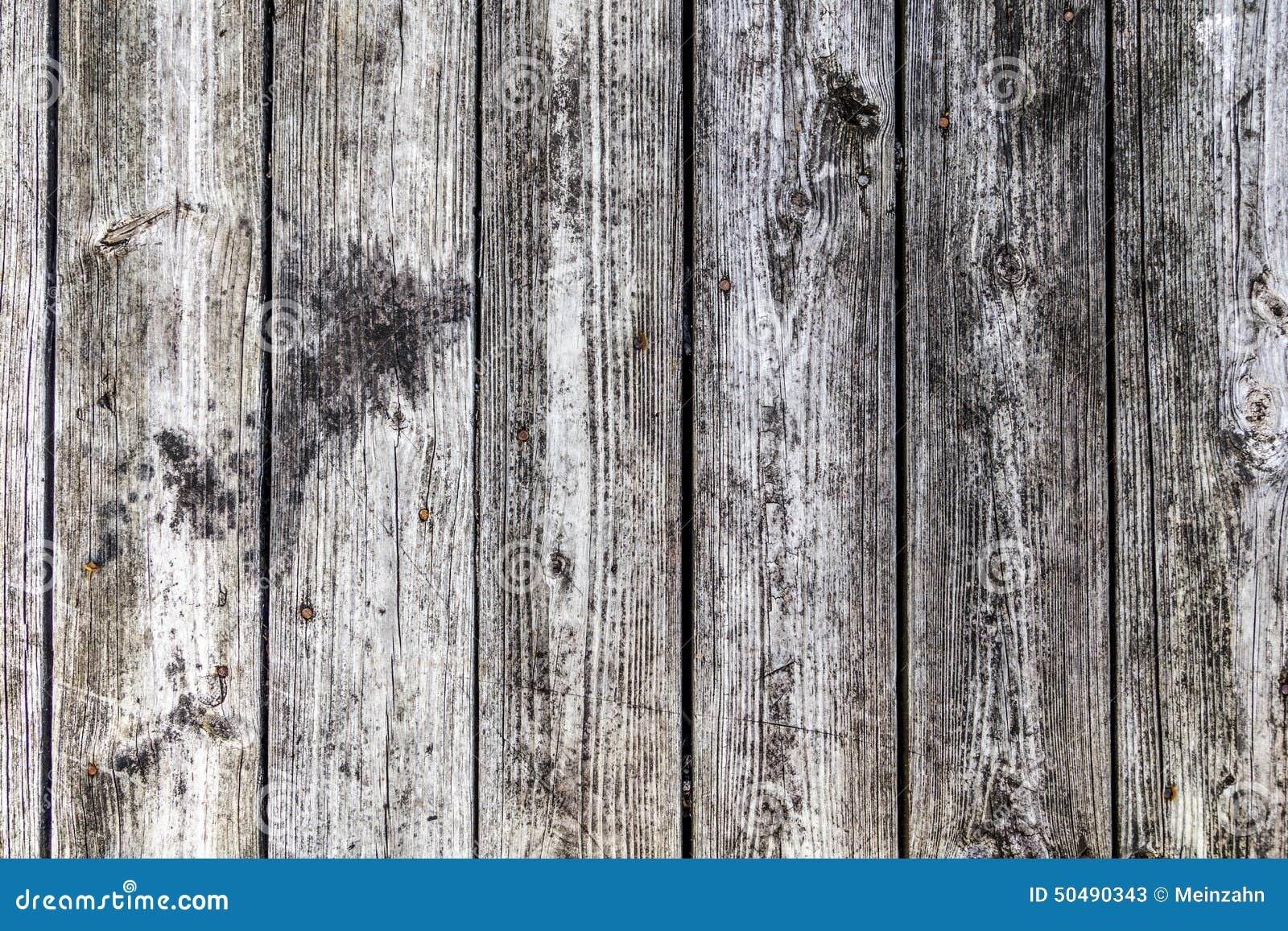 Texture grunge et fond en bois gris et brun clair de mur image stock