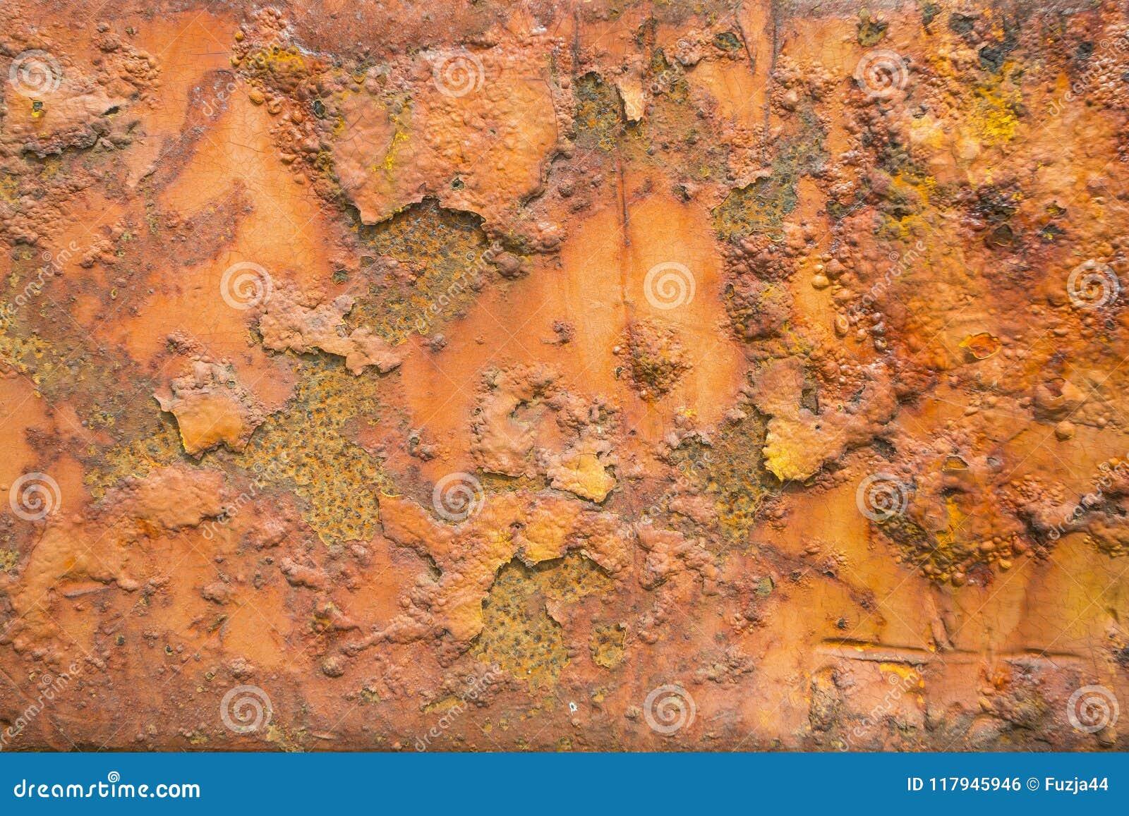 Texture grunge fortement détaillée de fond en métal