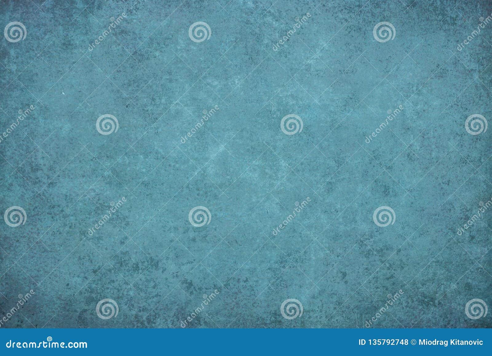 Texture grunge pointillée par turquoise, fond