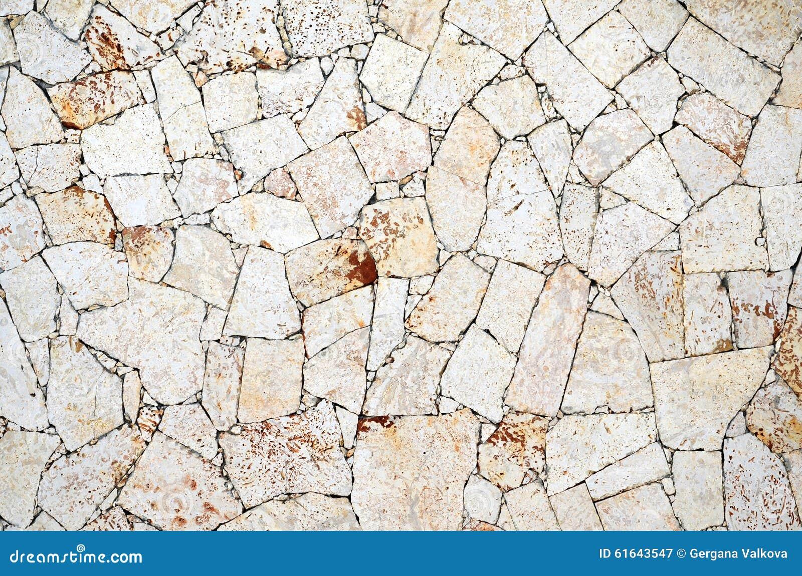 Texture Hard Floor Of Natural Stones Backround Stock Photo Image