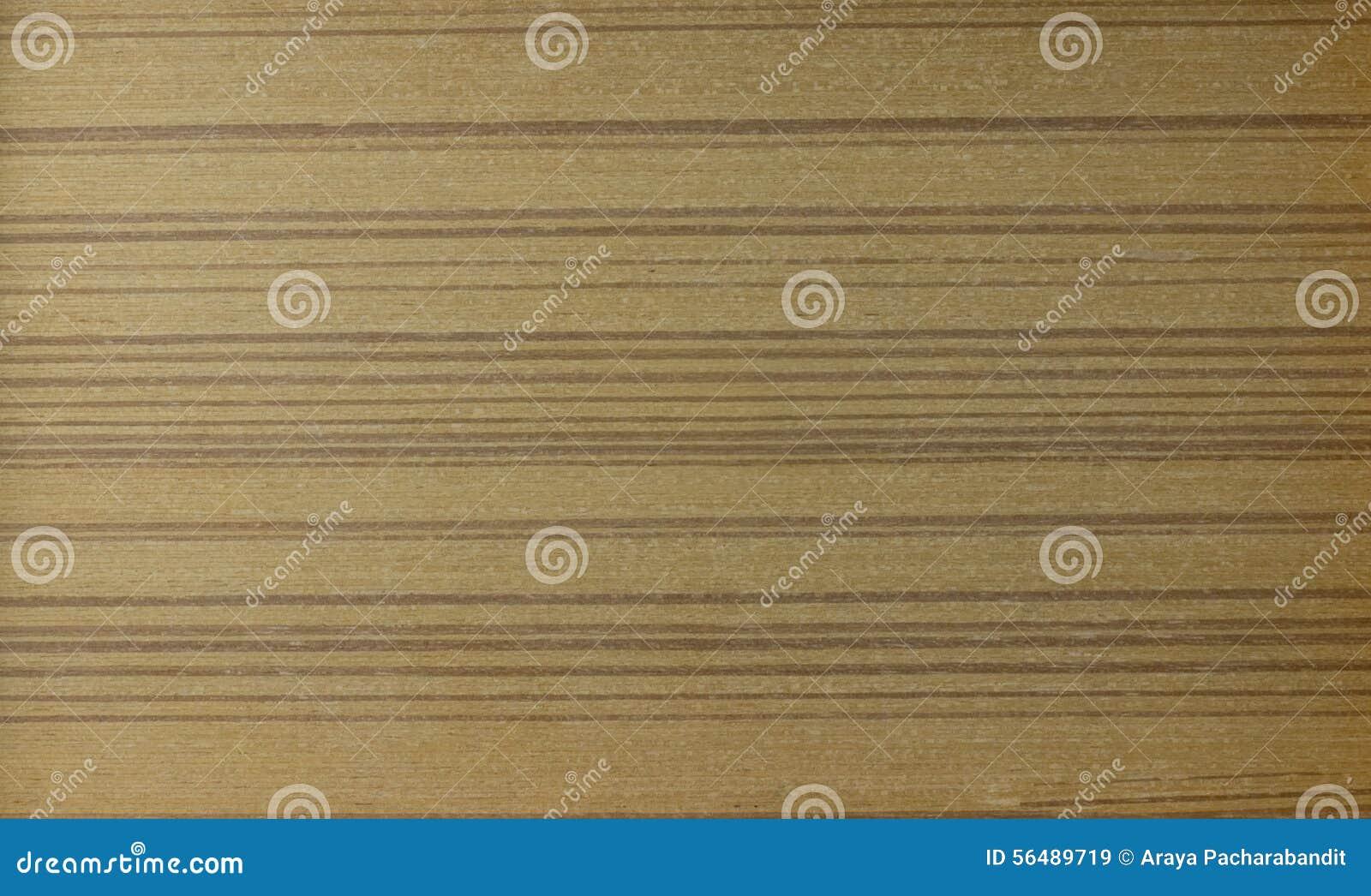 Texture horizontale de fond en bois de grain de Brown