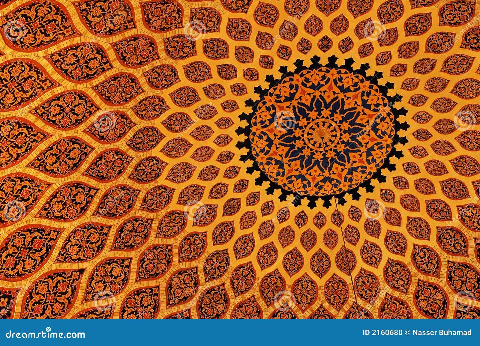 Texture islamique