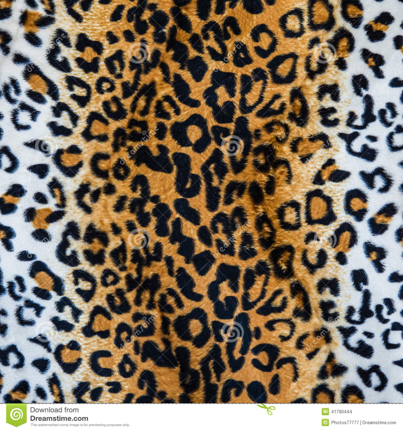 Texture Of Leopard Leather Stock Photo - Image: 41790444