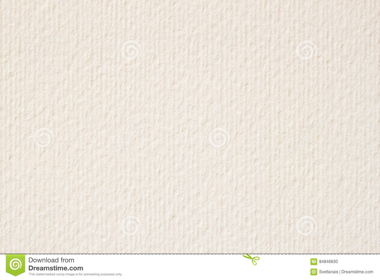 Texture Of Light Cream Paper Background For Design With