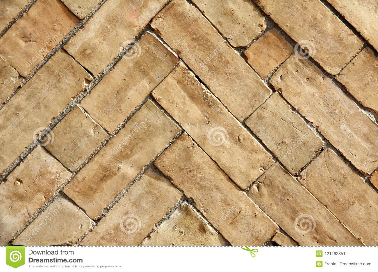 Texture of old brick wall stock image. Image of wall - 121462851