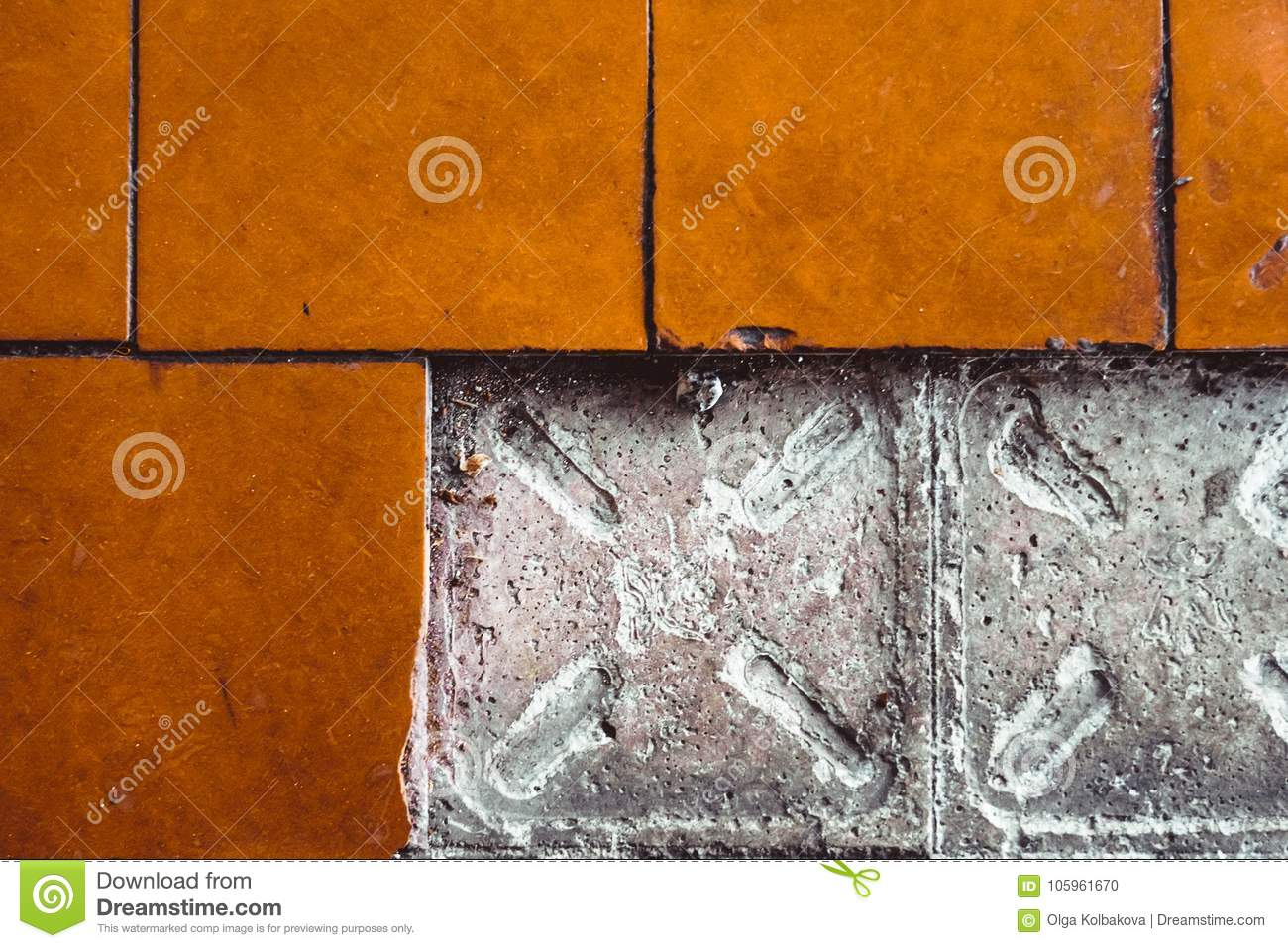 Clean broken tile wall texture background stock photo image of royalty free stock photo dailygadgetfo Choice Image