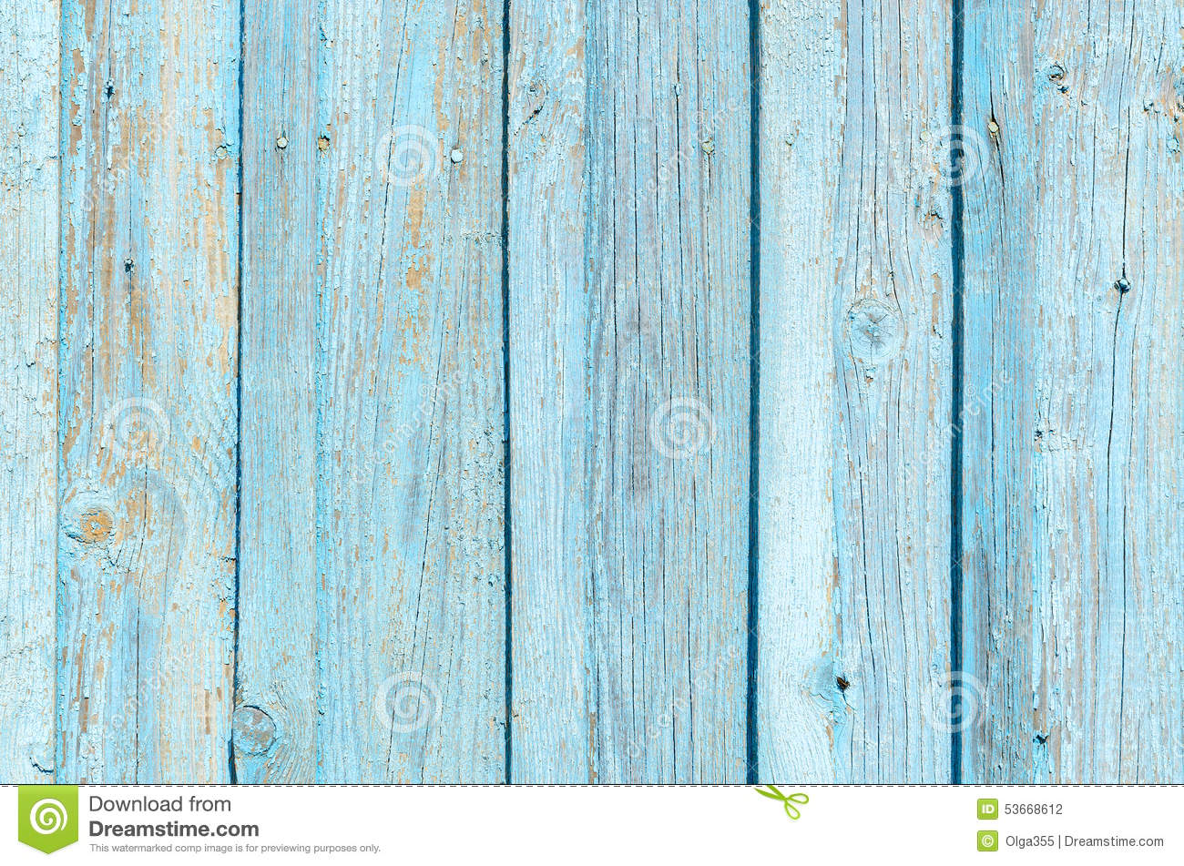 Texture of old wooden fence with cracked blue paint stock photo fence old texture wooden stained baanklon Images