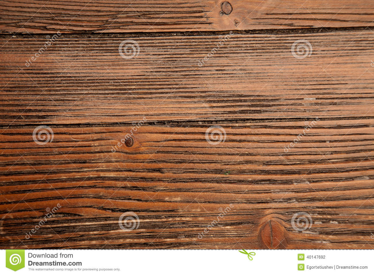 Texture Panel Of Boards Dark Brown Stock Photo Image