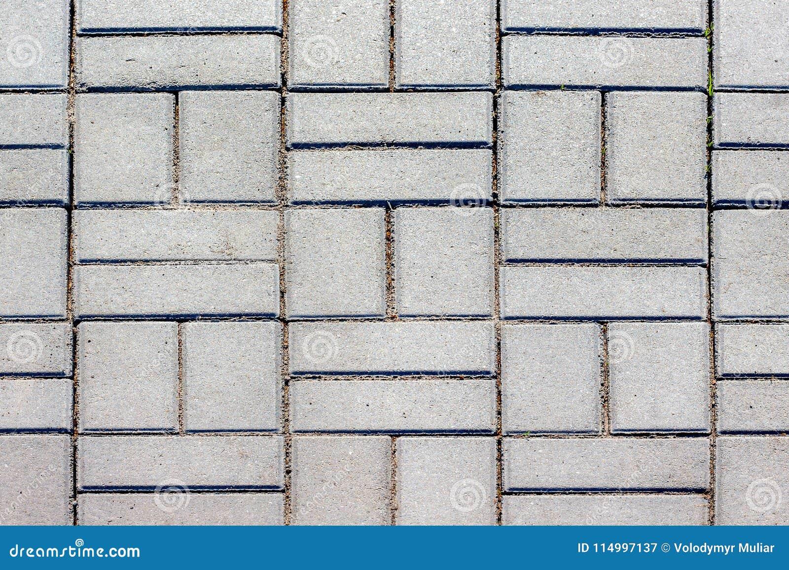 Arrangement of paving slabs 86
