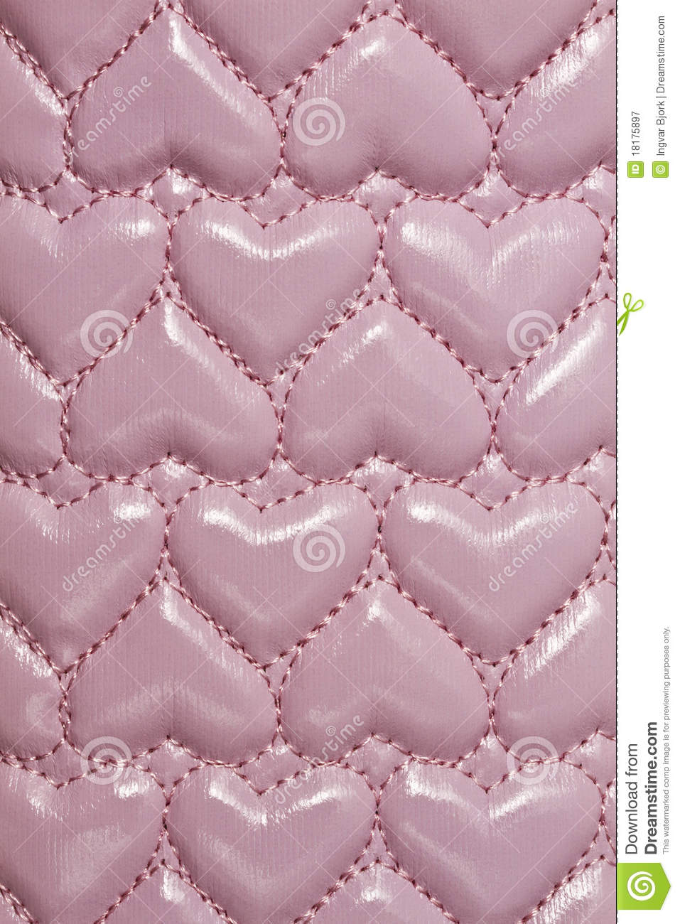 Texture Of Pink Leather Background Stock Image Image