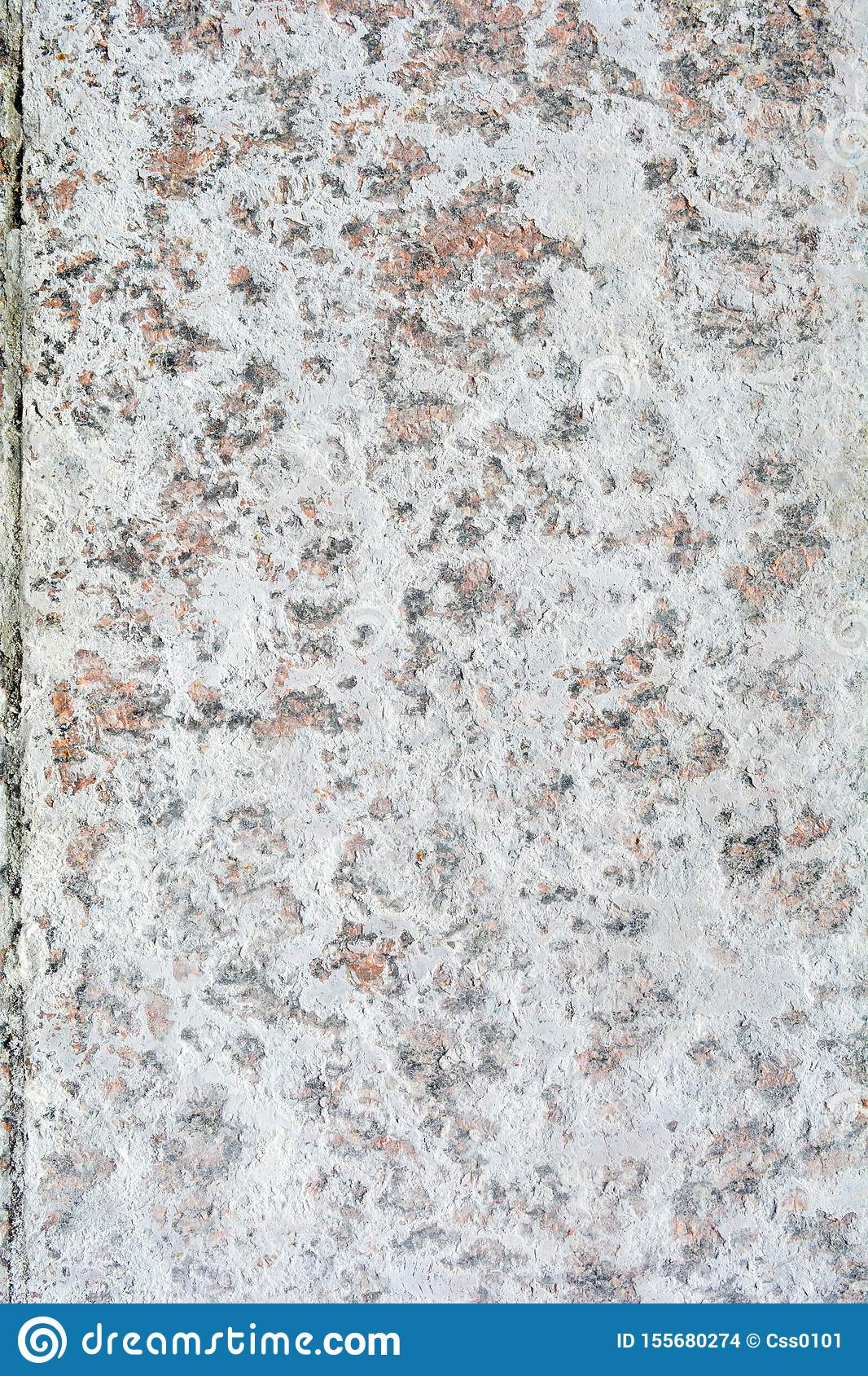 Texture Of Polished Granite Stone Floor With White Dense Mud Like Chalk Or Lime Stock Photo Image Of Design Grain 155680274