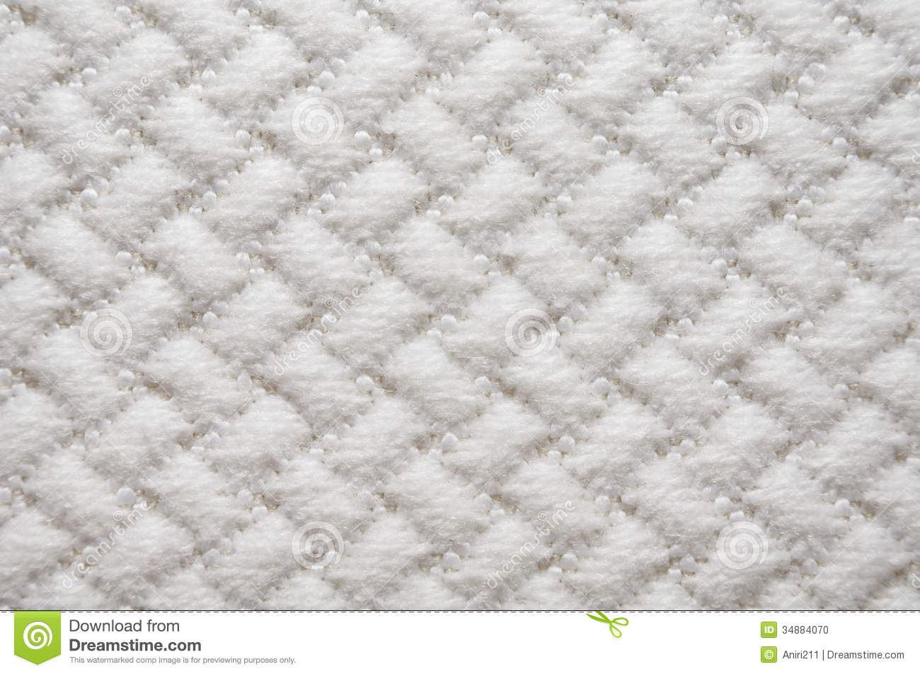 Texture Quilted Stock Photo Image 34884070