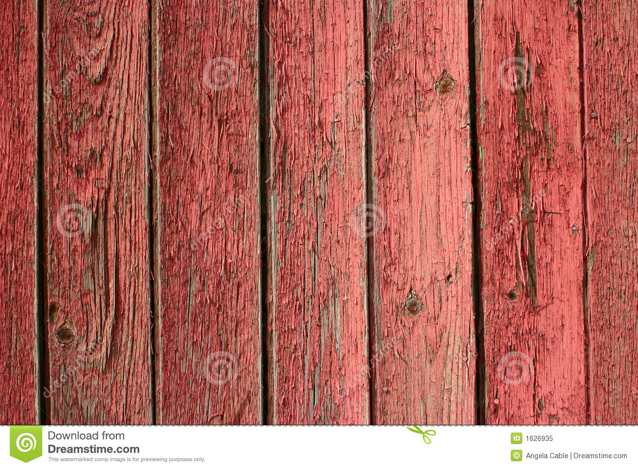 Texture Red Barn Peeling Stock Image Image Of Paint