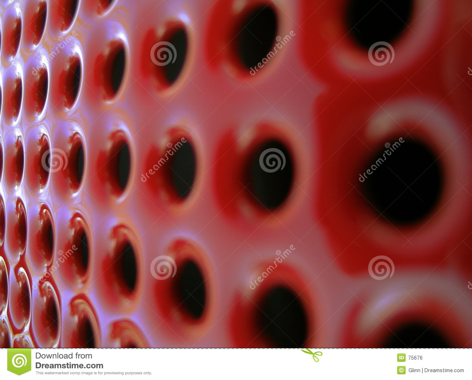 Texture rouge abstraite