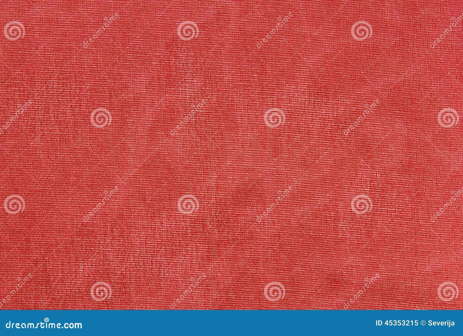 Texture rouge de tissu d organza
