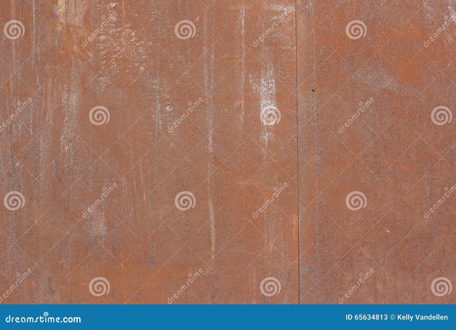Texture rouillée de mur