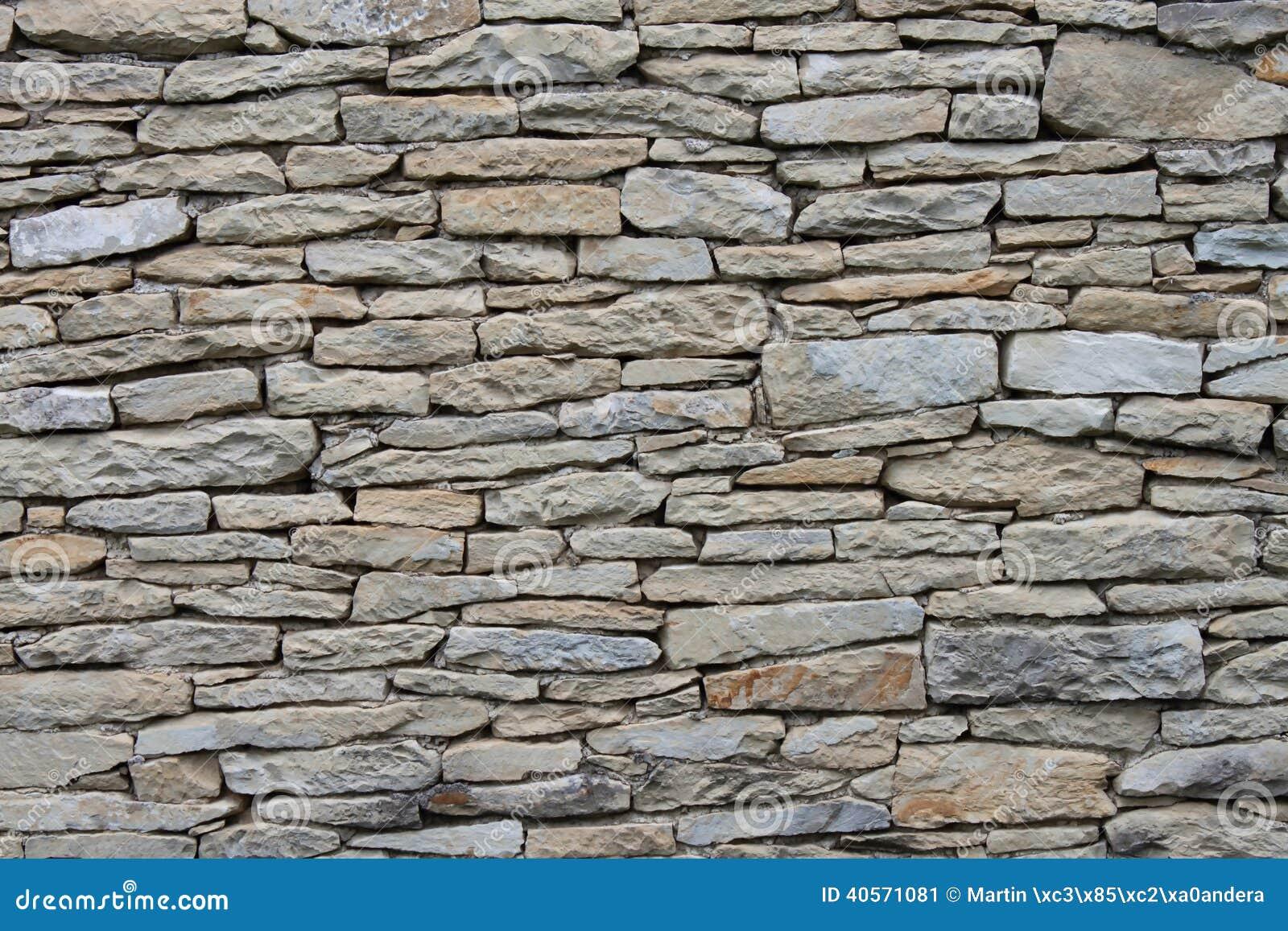 Texture Rustique De Mur En Pierre Image stock - Image du milieux, architecture: 40571081
