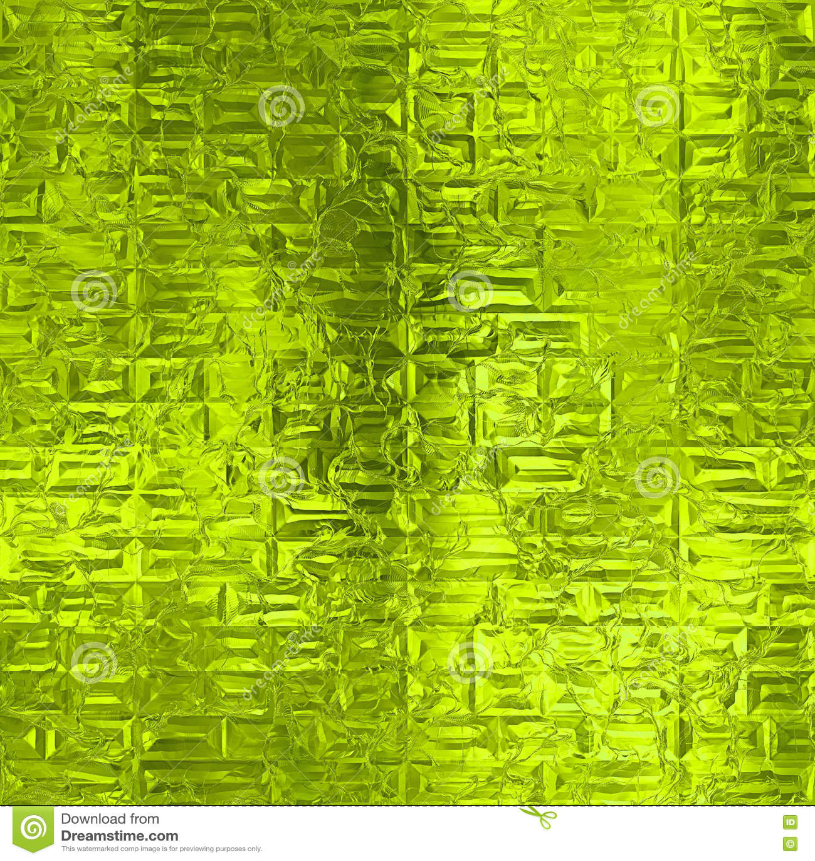 Texture sans couture d aluminium vert