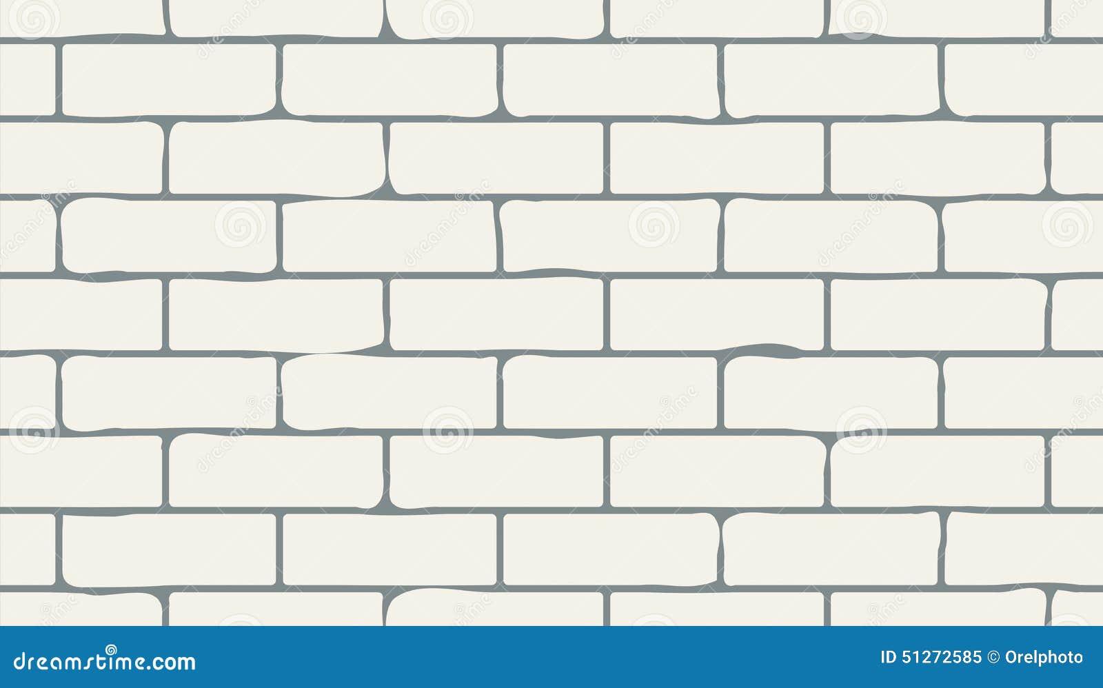 Texture sans couture de briques