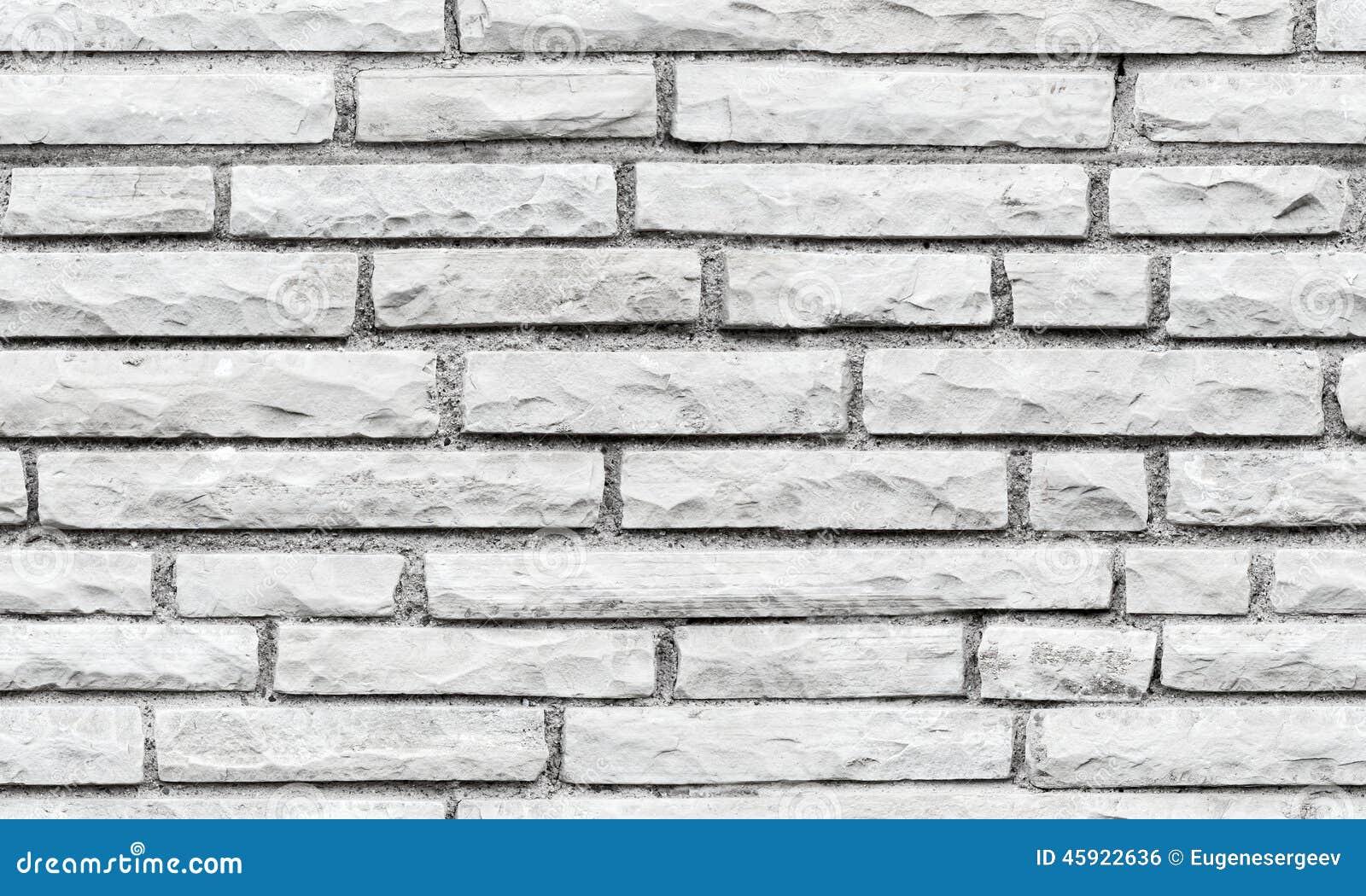 Texture sans couture de fond de mur de briques gris photo Mur de brique gris