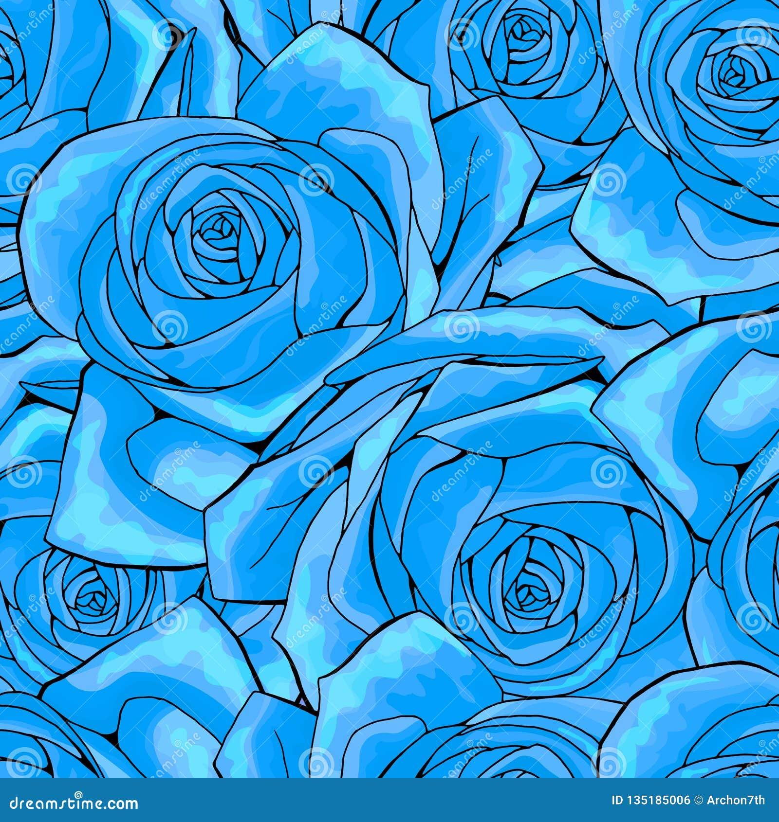 Texture Sans Couture De Fond De Modele De Fleur De Rose Approprie A Imprimer Le Textile Illustration De Vecteur Illustration Du Texture Fond 135185006