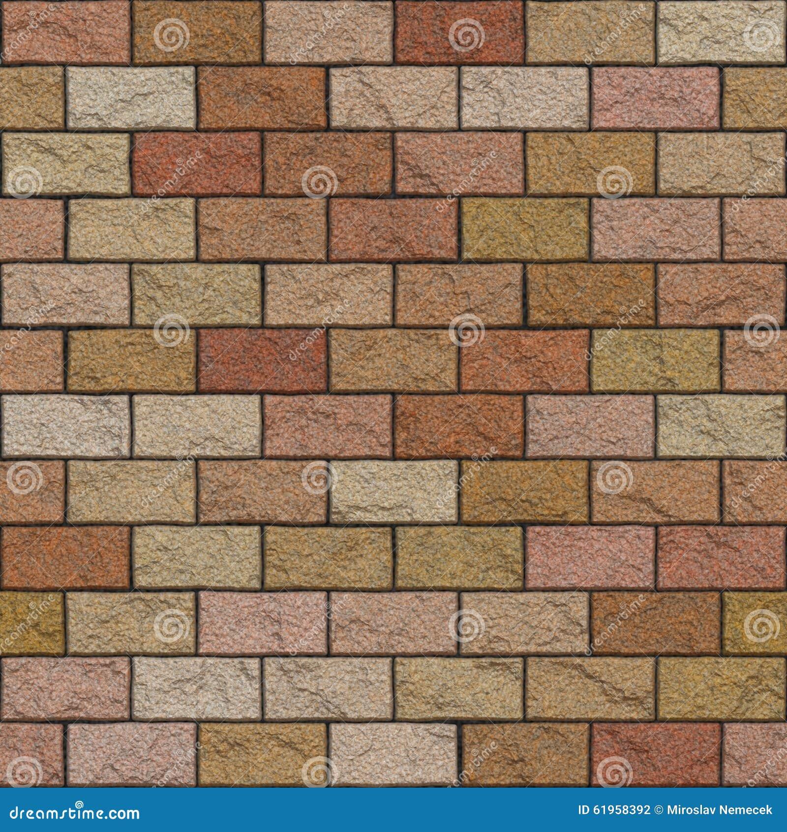 texture sans couture de vieux mur de briques illustration stock illustration du brique bloc. Black Bedroom Furniture Sets. Home Design Ideas